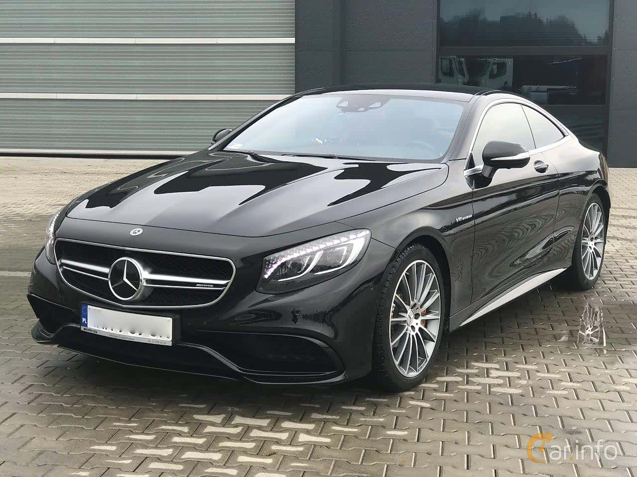 Mercedes benz amg s 63 4matic coup 5 5 v8 4matic 585hp for 2017 mercedes benz gls450 curb weight