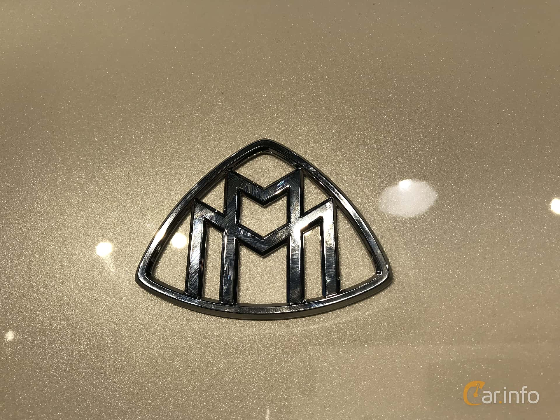 Mercedes-Benz Maybach S 560 4MATIC  9G-Tronic, 469hp, 2019
