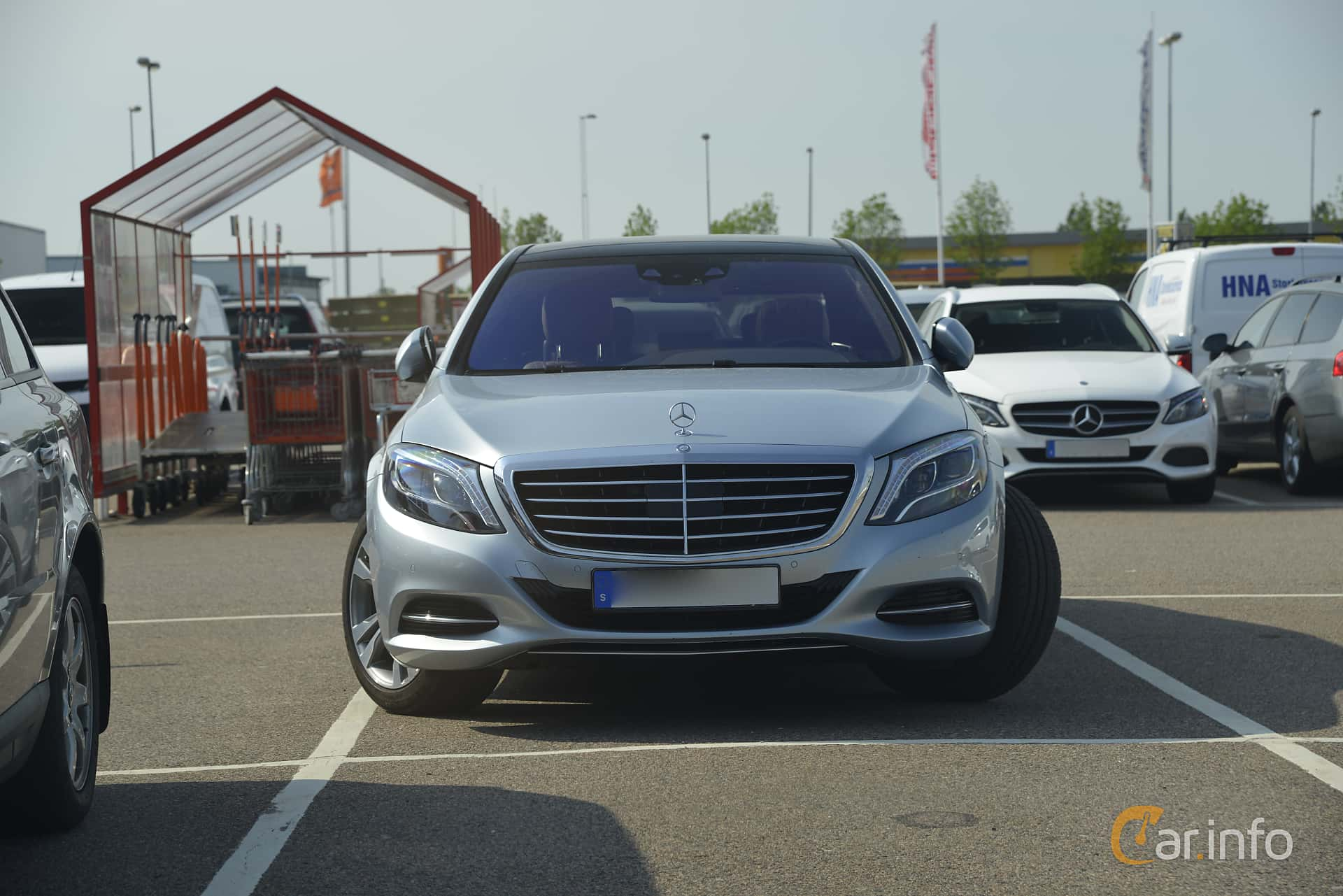 Mercedes benz s 400 hybrid l 3 5 v6 hybrid 7g tronic plus for Mercedes benz 400 se