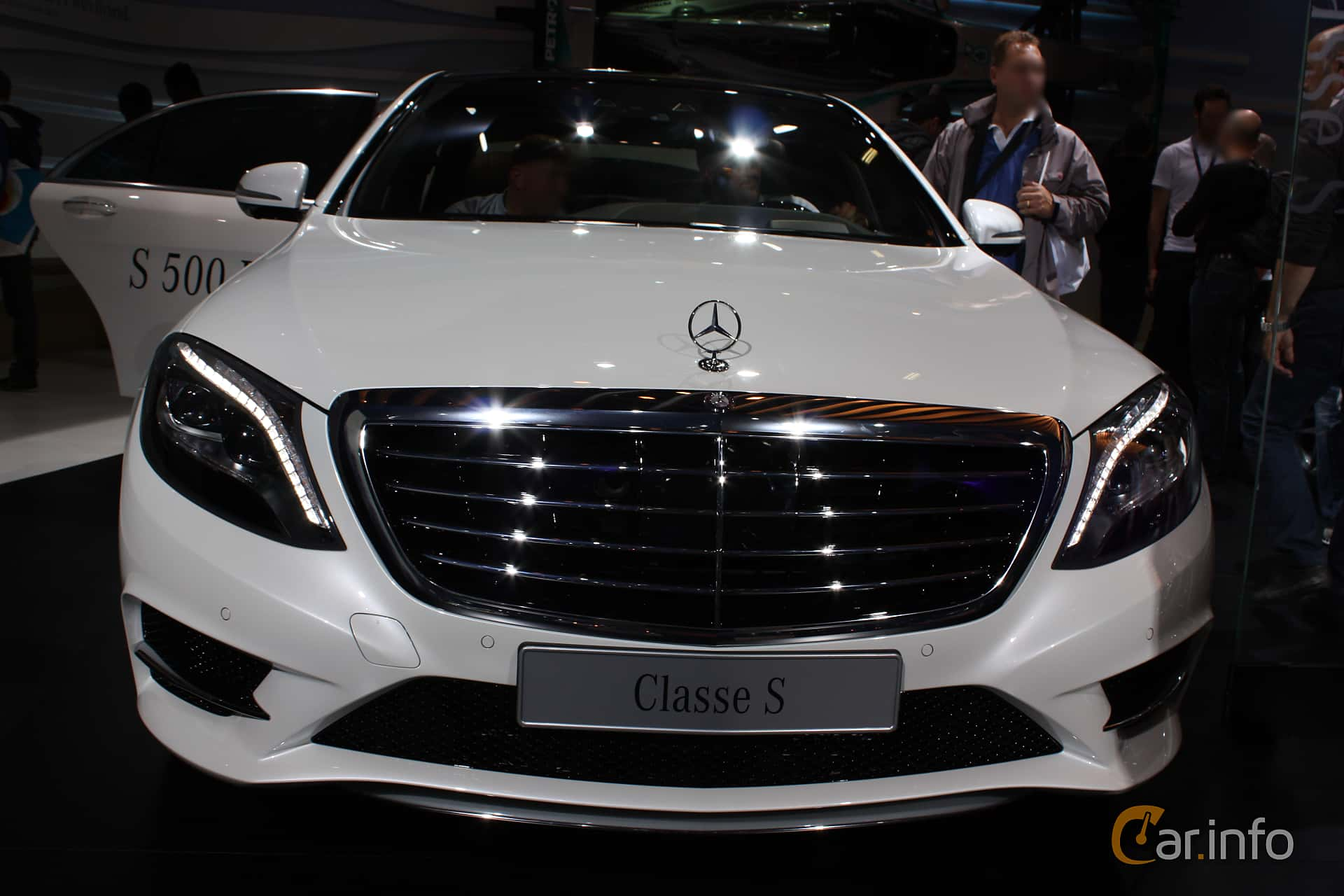 4 images of Mercedes-Benz S 500 PLUG-IN Hybrid 7G-Tronic