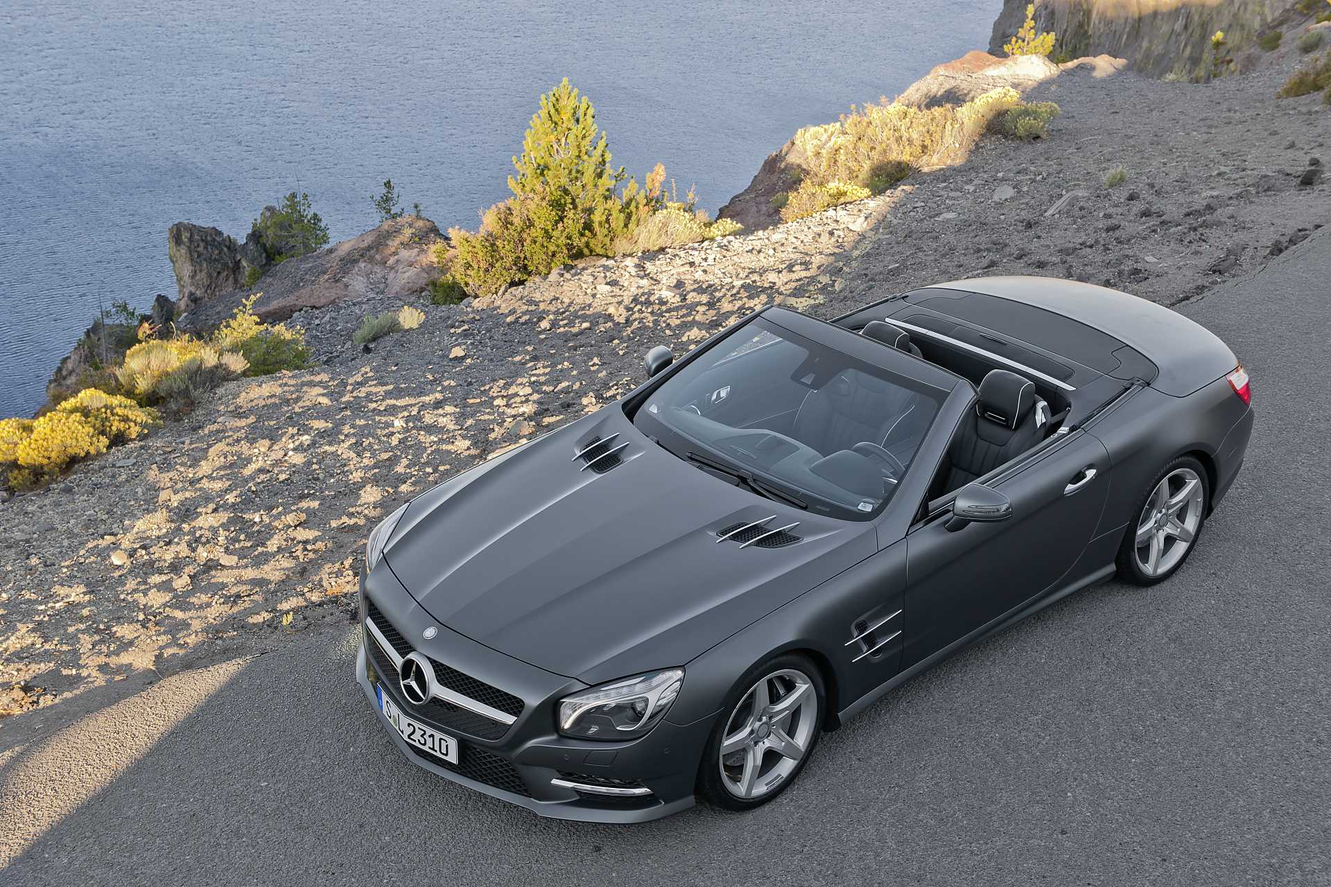 Mercedes-Benz SL 500  7G-Tronic Plus, 435hp, 2013