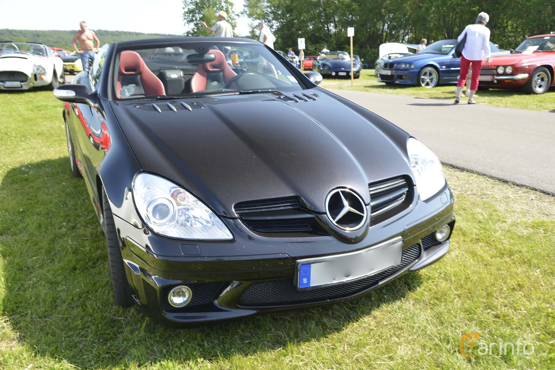 Mercedes Benz SLK Class Roadster R171 by johanb