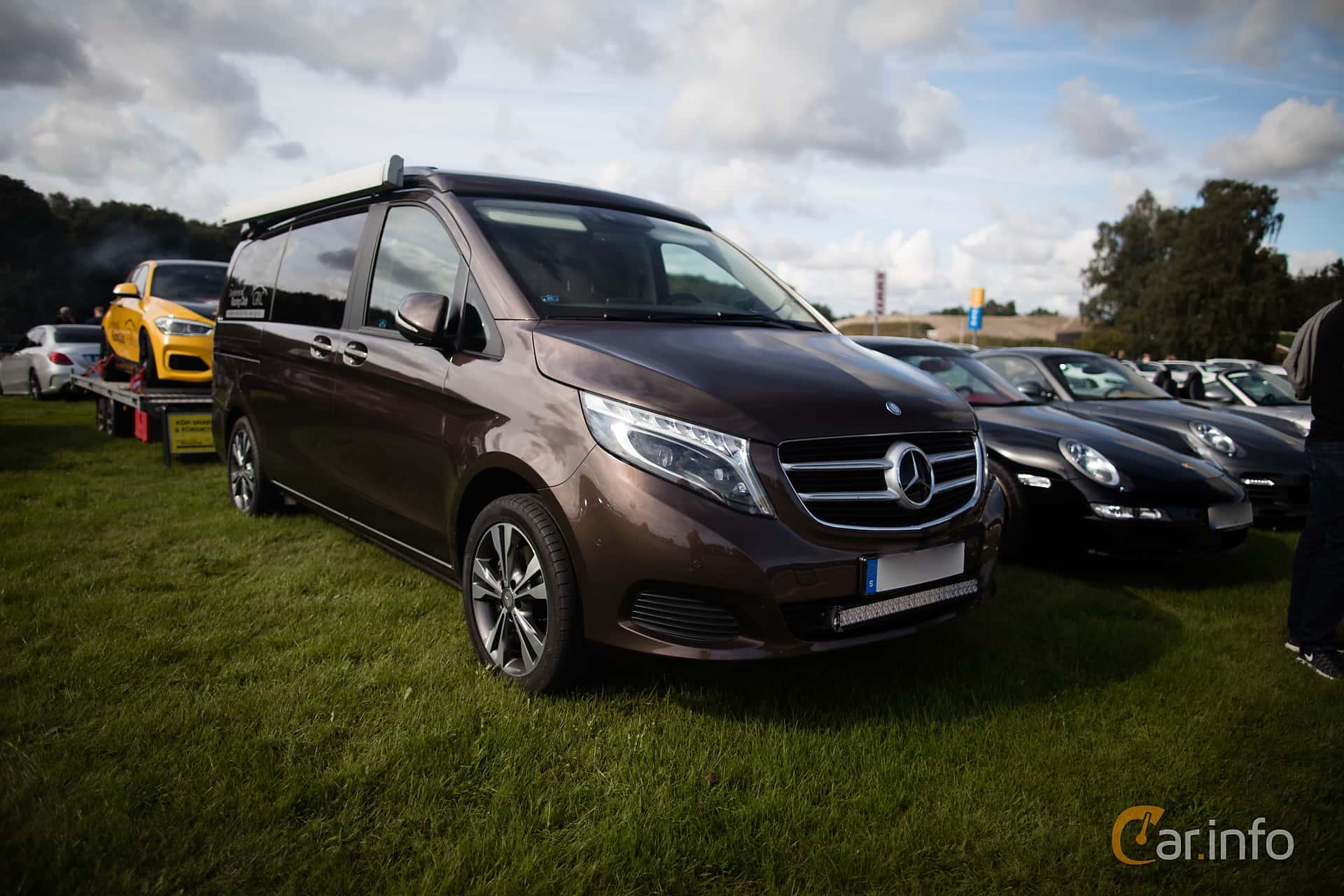 4 bilder p mercedes benz v 250 d 4matic 2 2 4matic 7g for Mercedes benz wexford pa