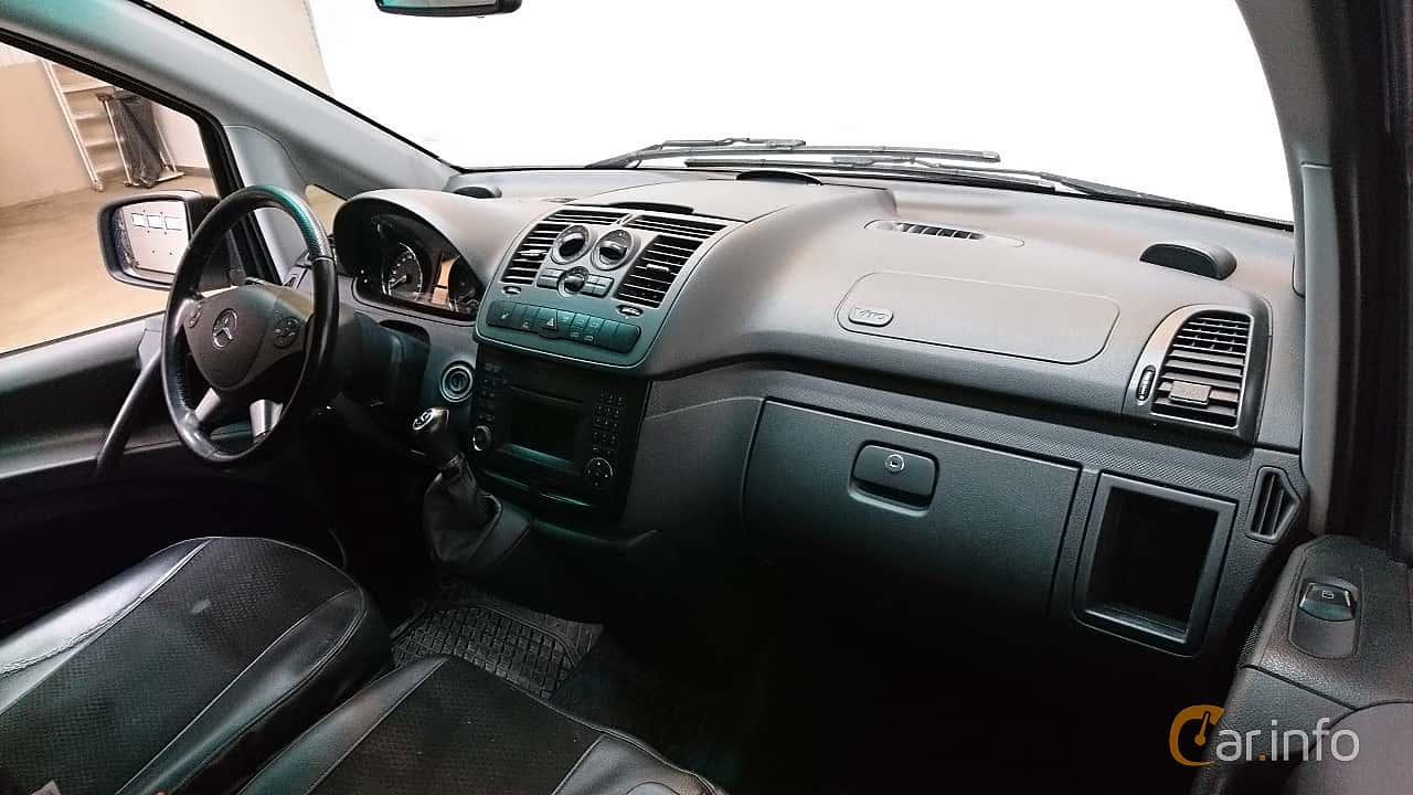 Mercedes-Benz Vito 122 CDI TouchShift, 224hp, 2014