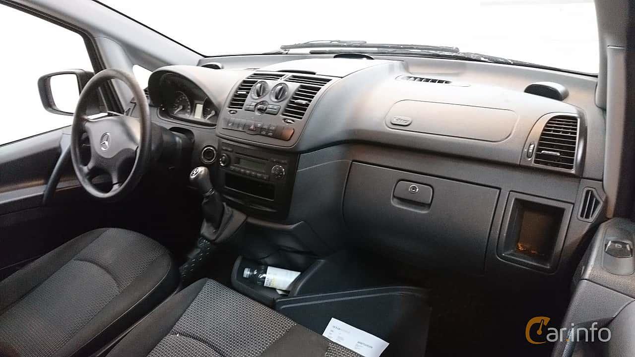 Mercedes-Benz Vito 116 CDI TouchShift, 163hp, 2011