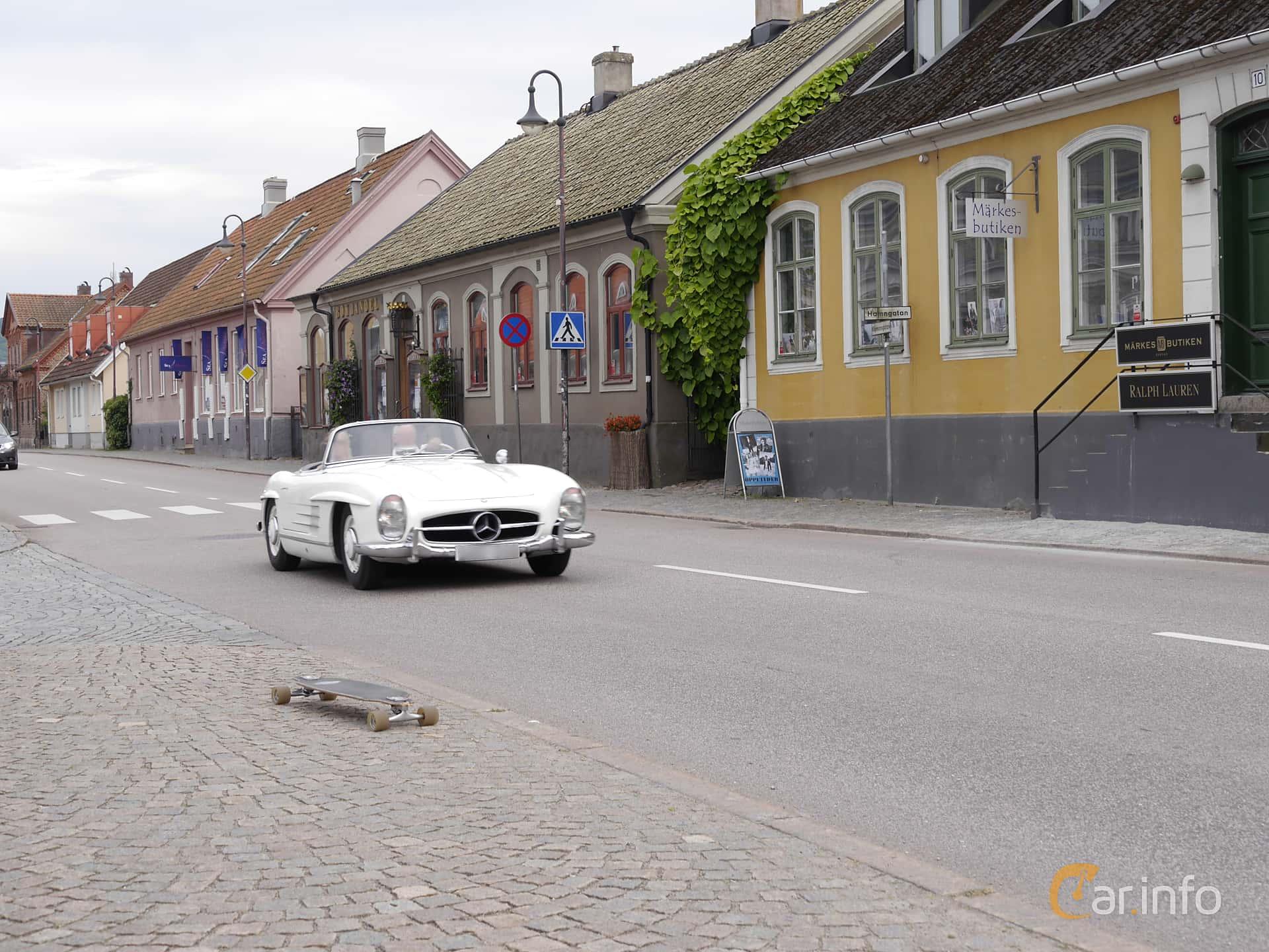 Mercedes Benz 300 SL Roadster 3 0 Manual 215hp 1961