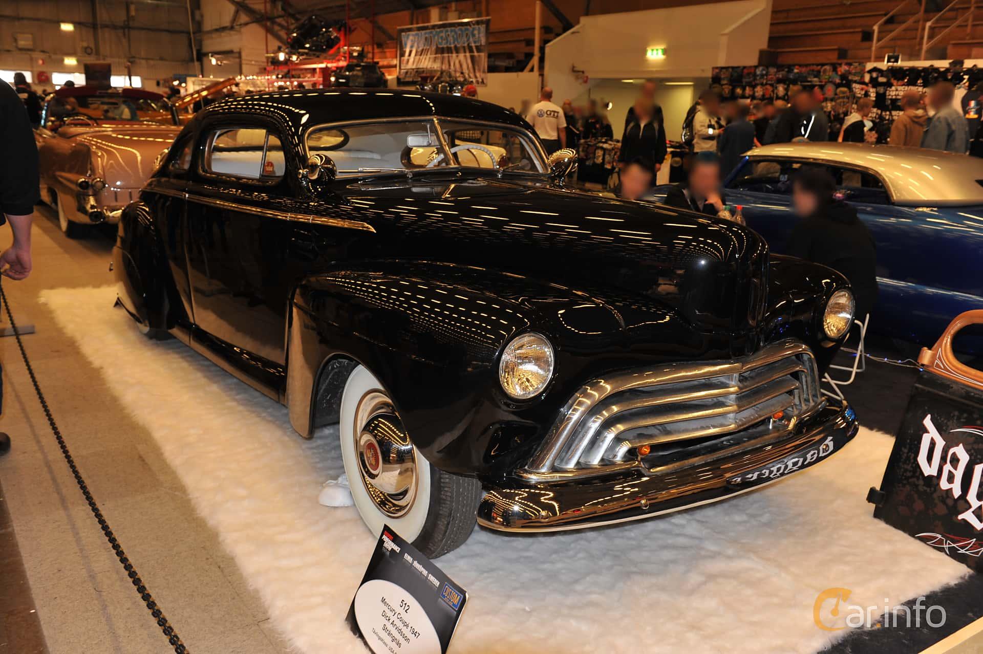 Mercury Eight By Jan Olof 1941 Custom Cars