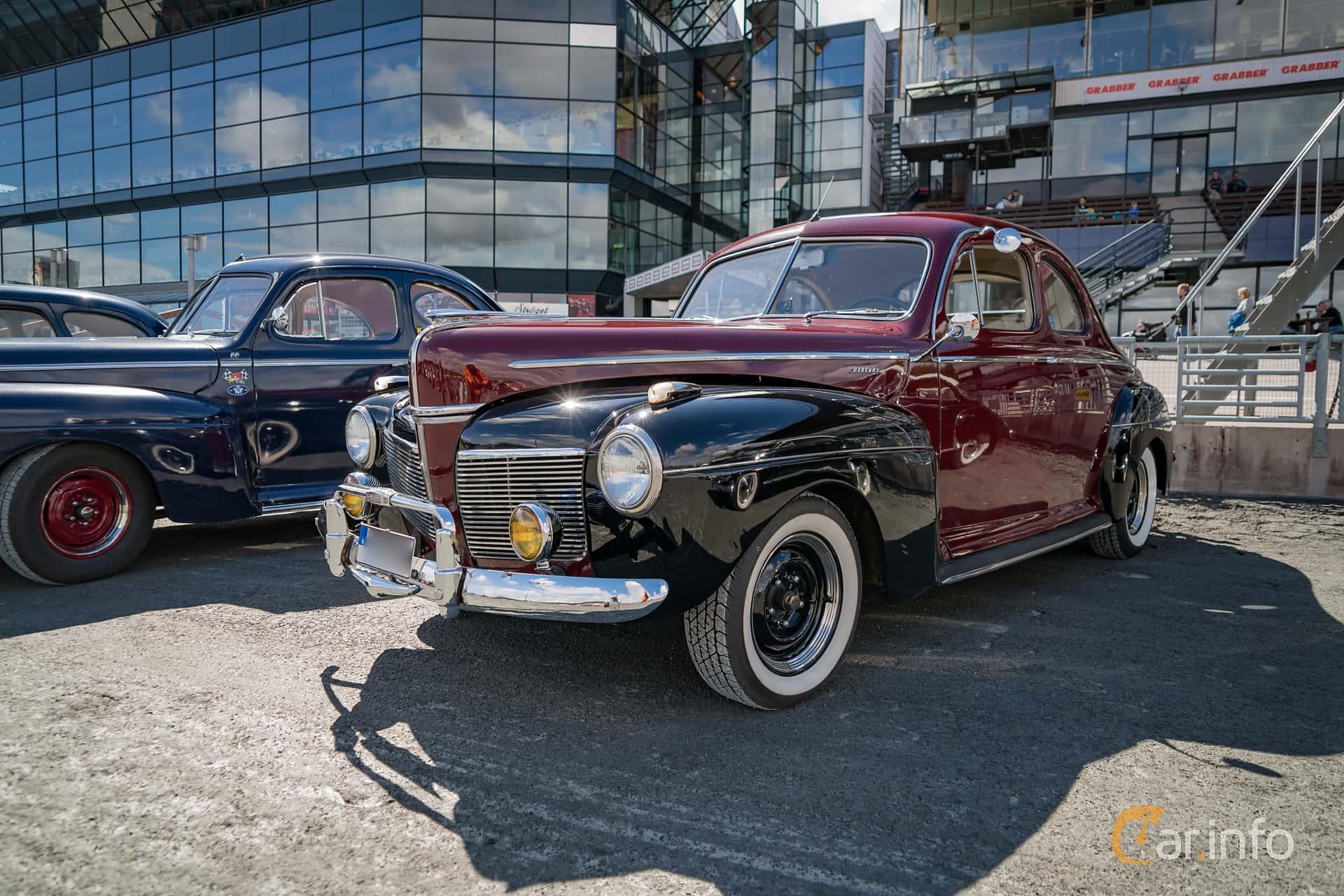 Tagen P Wheels Nationals Stockholm 2017 1941 Mercury Custom Cars Marcusliedholm