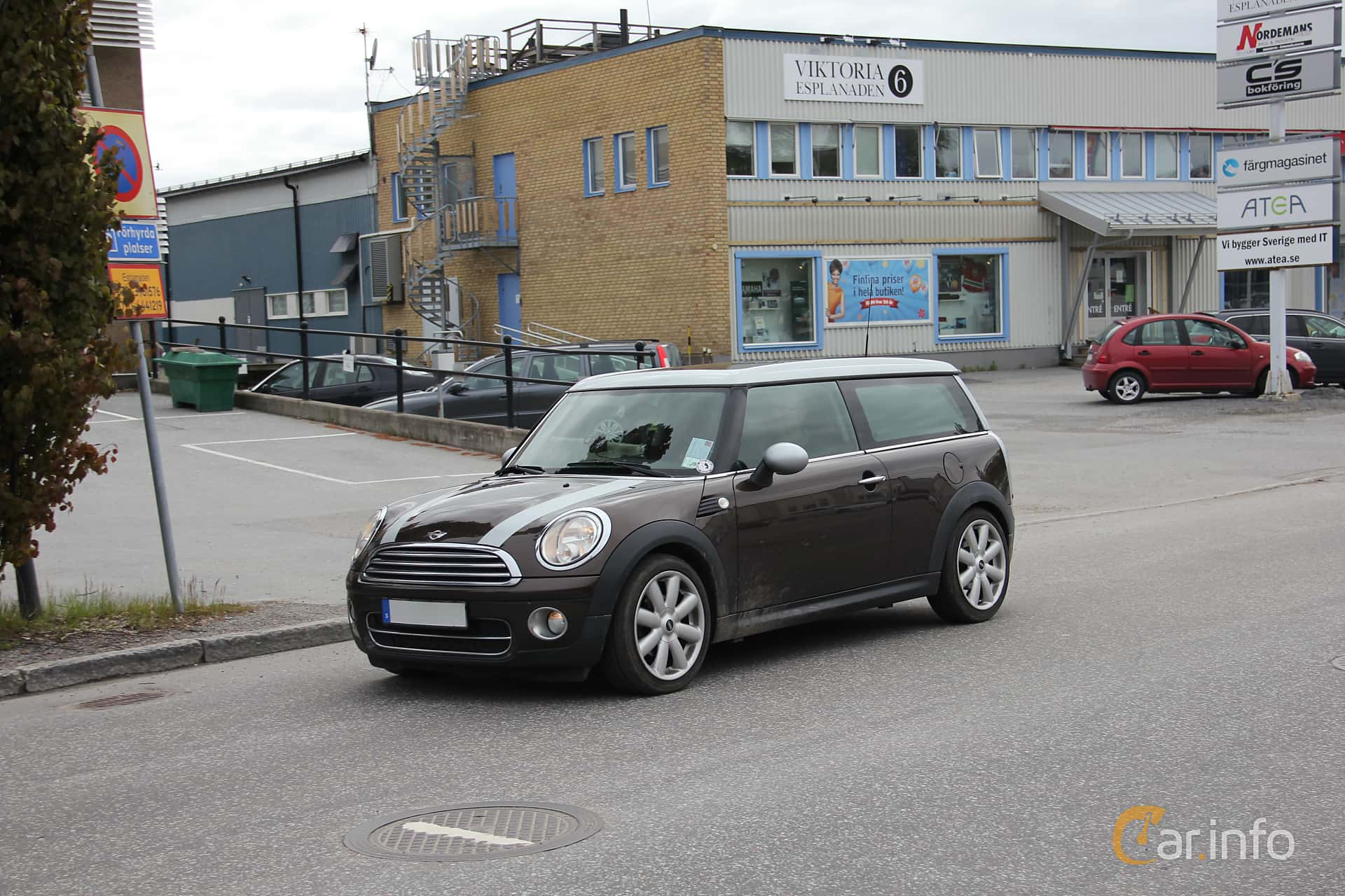 2 Images Of Mini Cooper D Clubman Manual 109hp 2009 By Jakobbonde