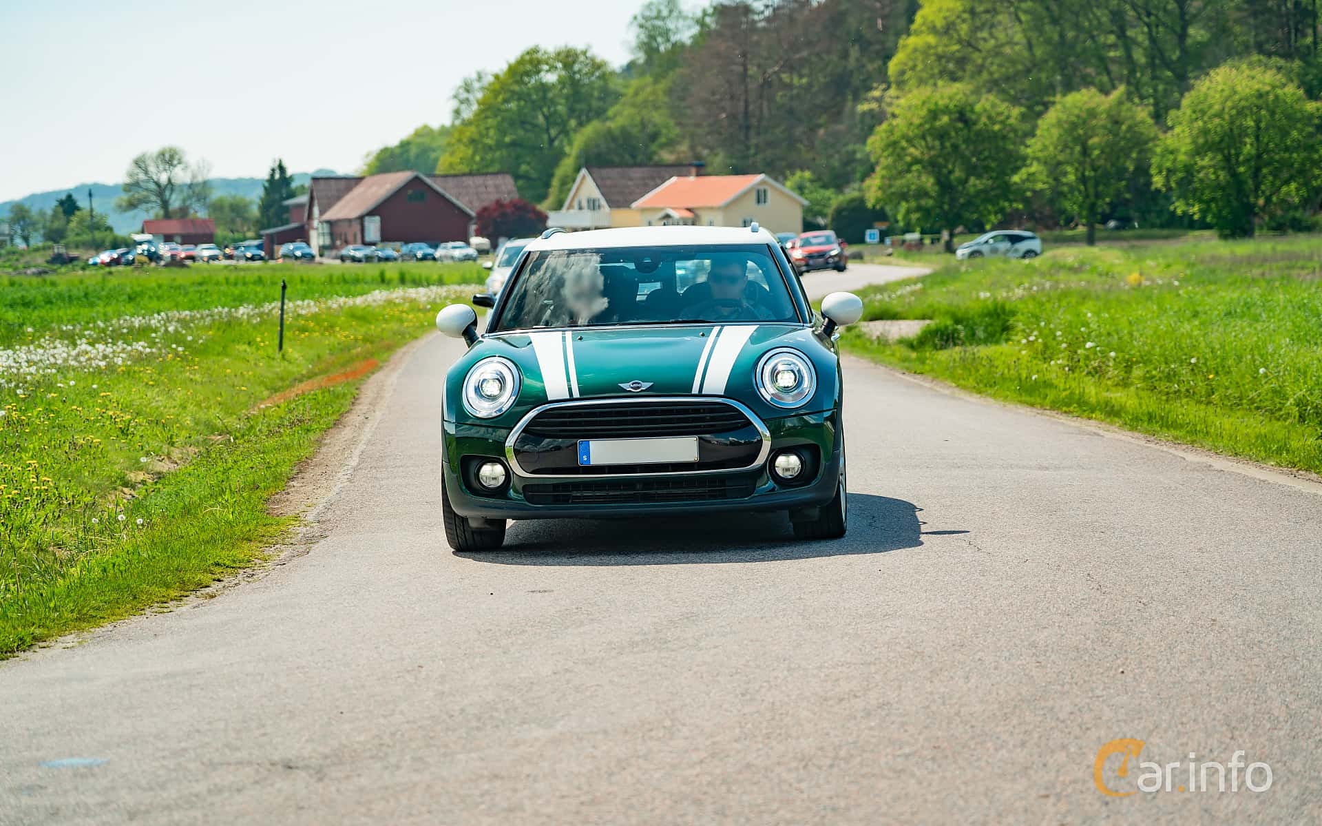3 Images Of Mini Cooper Clubman Manual 136hp 2016 By Marcusliedholm