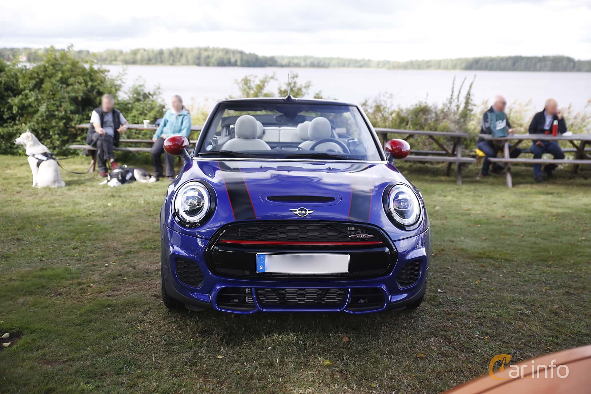 6 Images Of Mini John Cooper Works Convertible Automatic 231hp