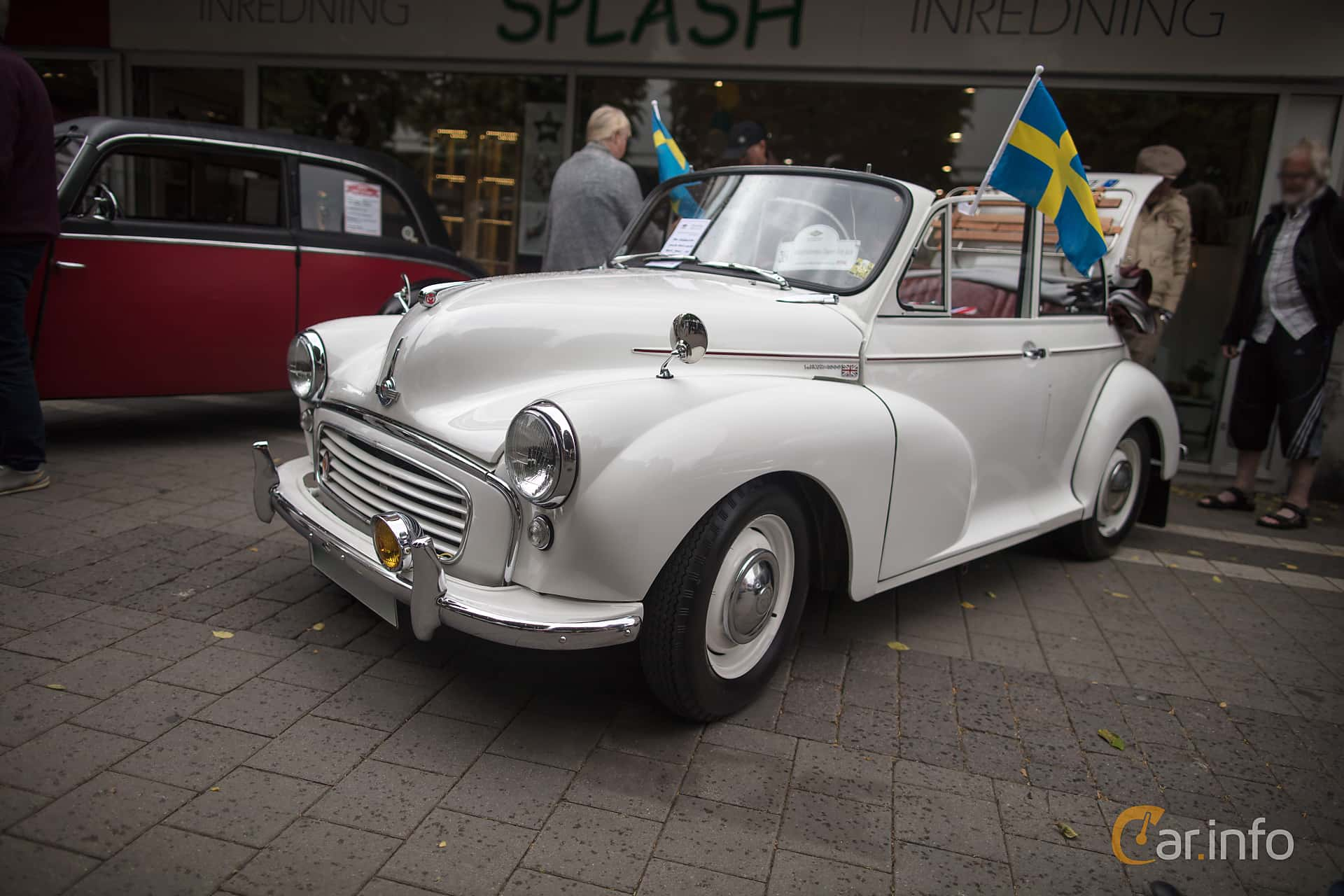 Morris Mini Minor Convertible 1959