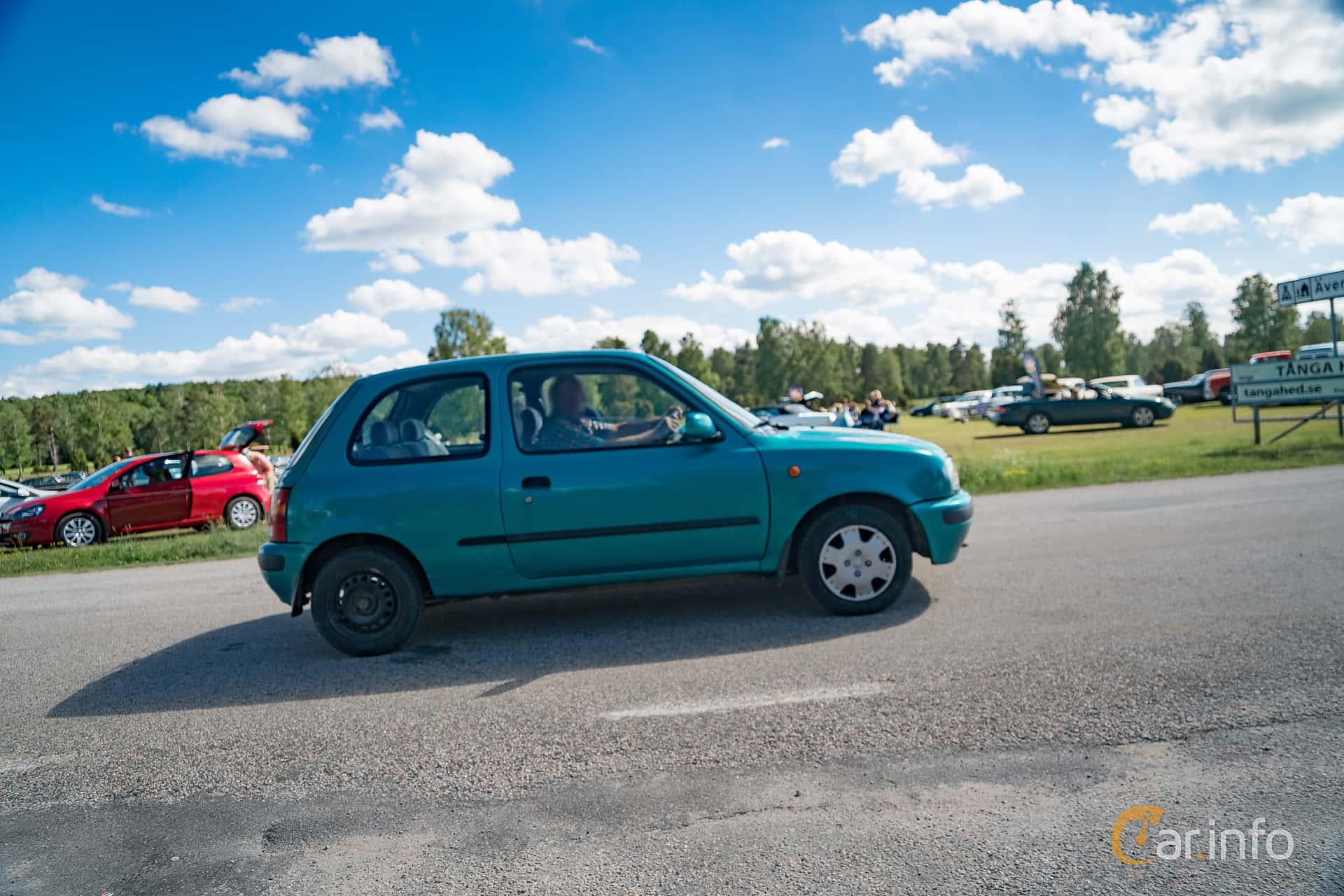 Nissan Micra 3 door K11