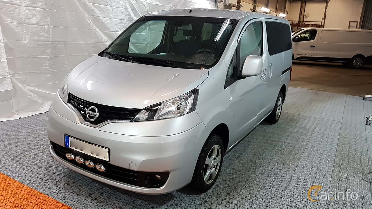 nissan nv200 combi 1 5 dci manual 110hp 2018. Black Bedroom Furniture Sets. Home Design Ideas