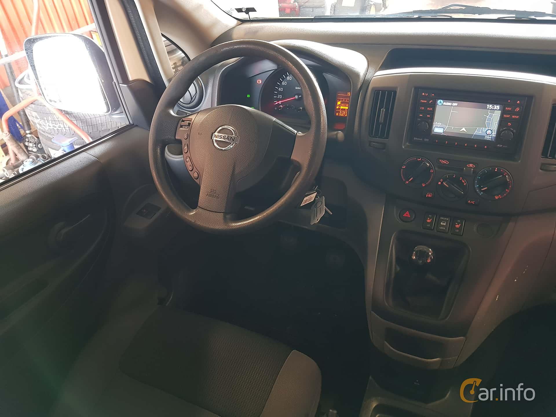 Nissan NV200 Van 1.5 dCi Manual, 90hp, 2015