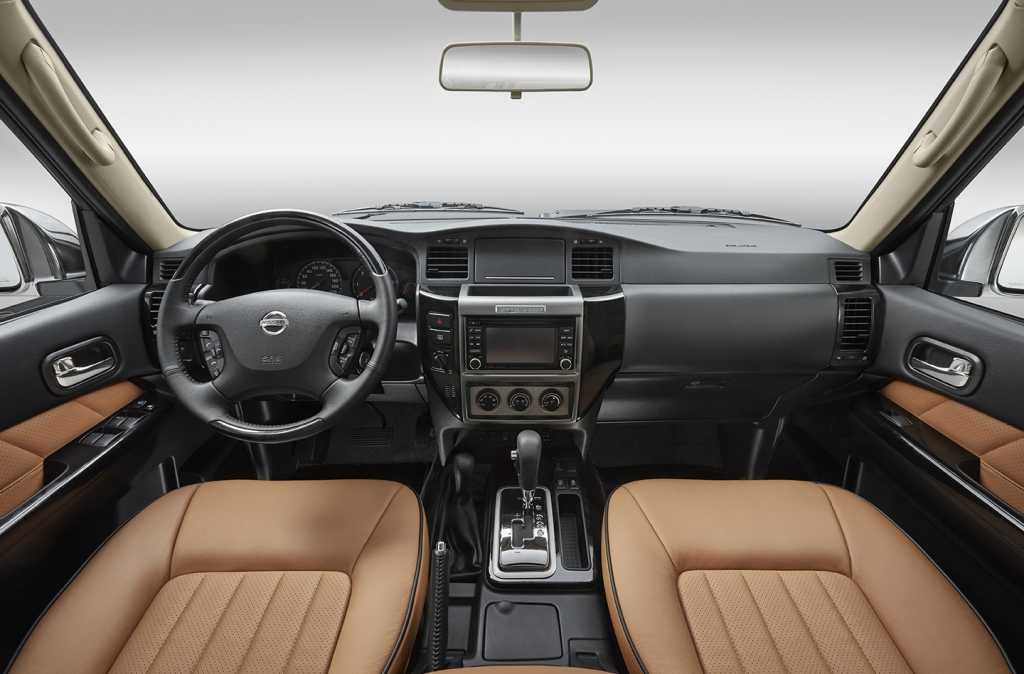 Nissan Patrol Y61 Facelift