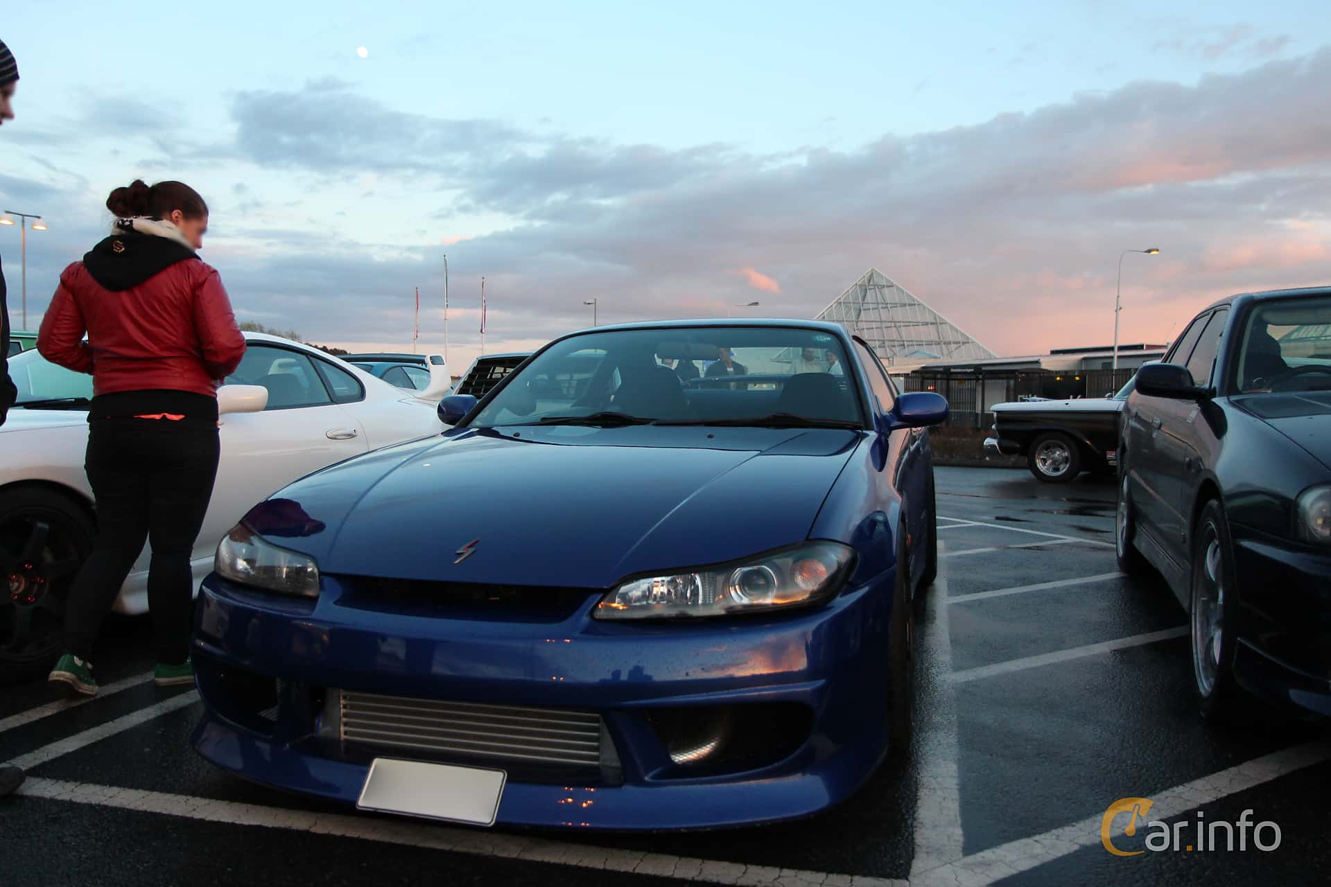2 images of nissan silvia 2000 turbo coup 2 0 manual 250hp 2000 rh car info