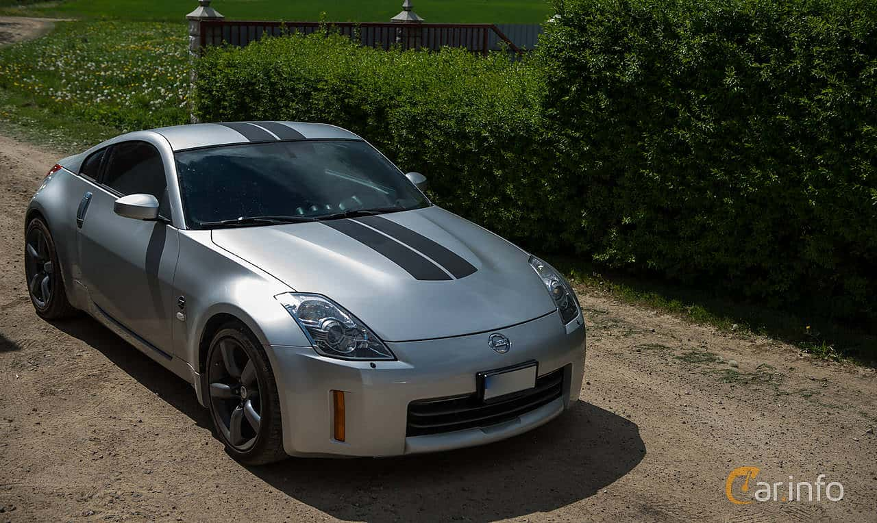 Nissan 350Z 3.5 V6 Manual, 313hp, 2007