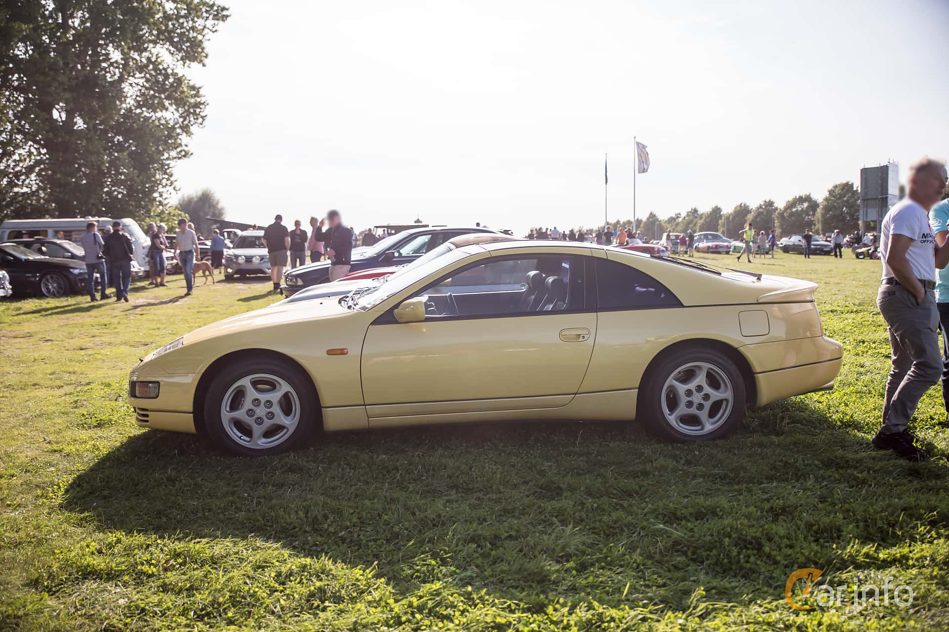 Nissan 300ZX Twin Turbo Z32