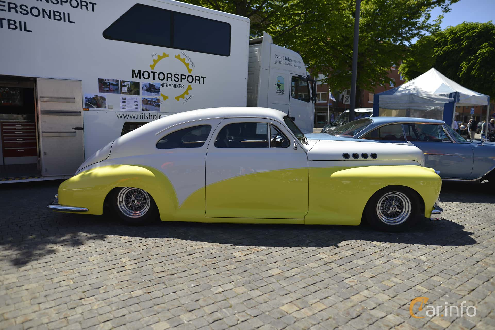 5 Images Of Oldsmobile Dynamic Cruiser 76 Club Sedan 39 Manual 1941 Coupe Side 101ps At Trelleborg