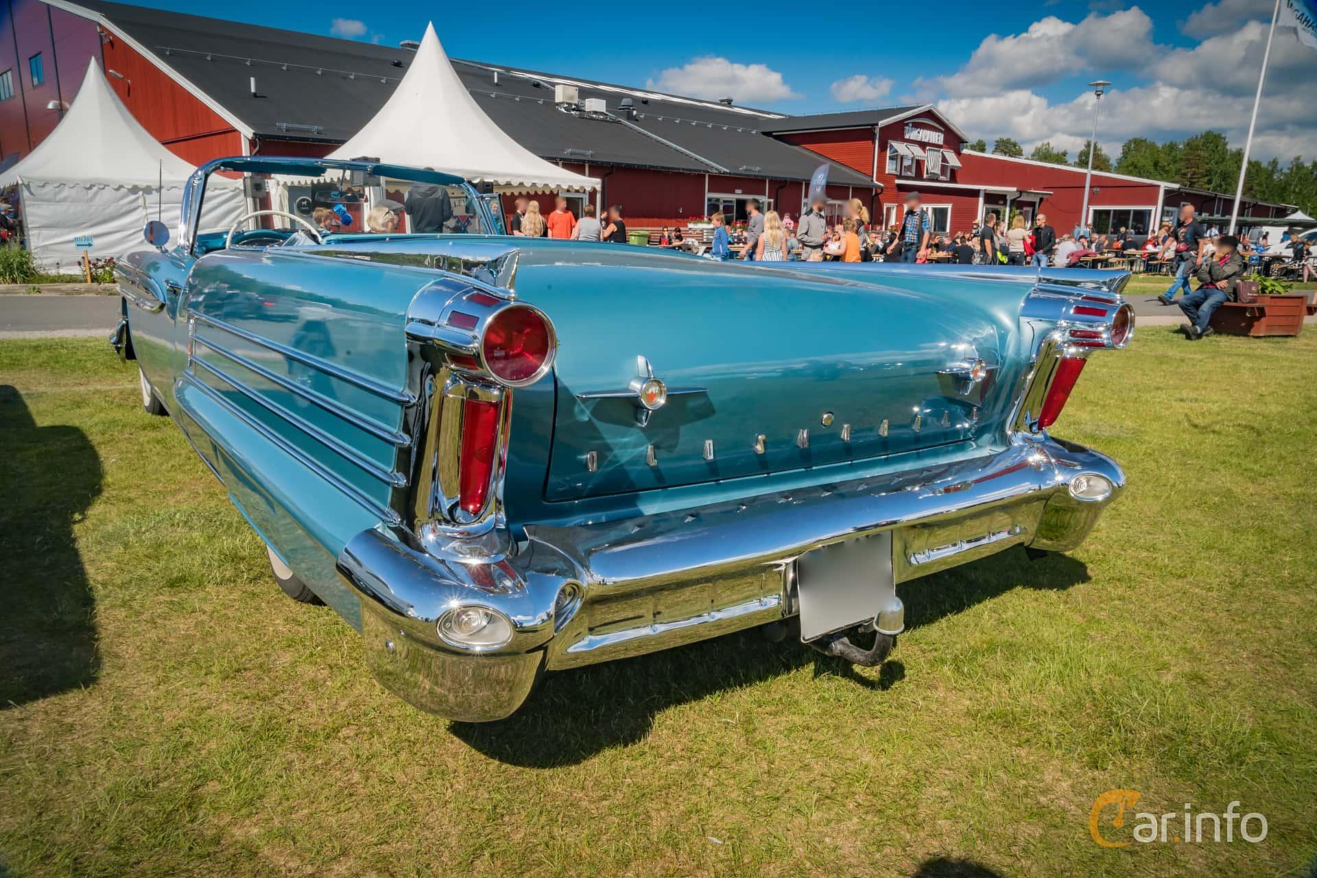 Oldsmobile Ninety-Eight Convertible Coupé 6.1 V8 Hydra-Matic, 309hp, 1958 at Nostalgifestivalen i Vårgårda 2016