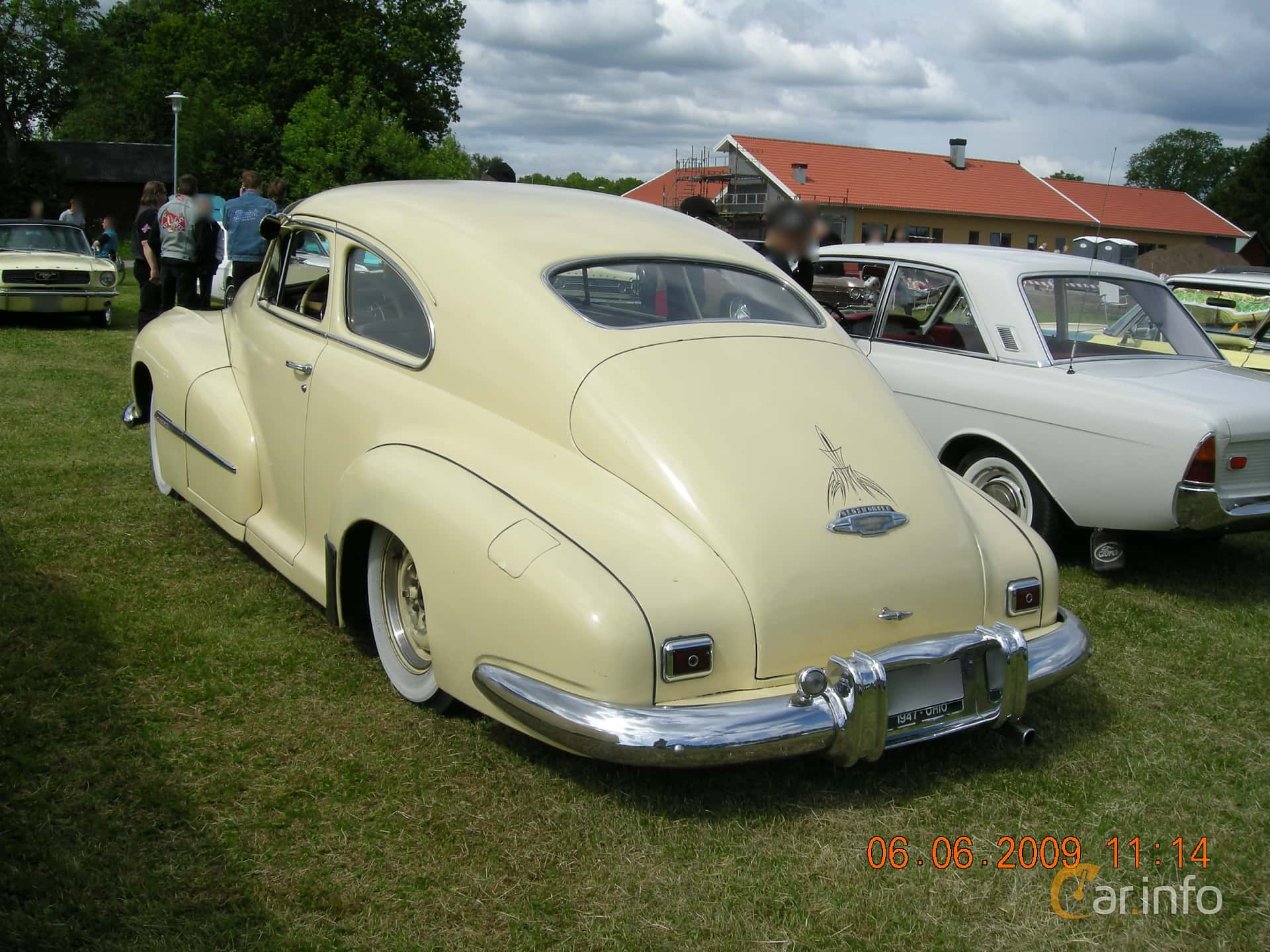 7 Images Of Oldsmobile 98 Club Sedan 41 Automatic 101hp 1947 By 1941 Ninety Eight Back Side 101ps At Power