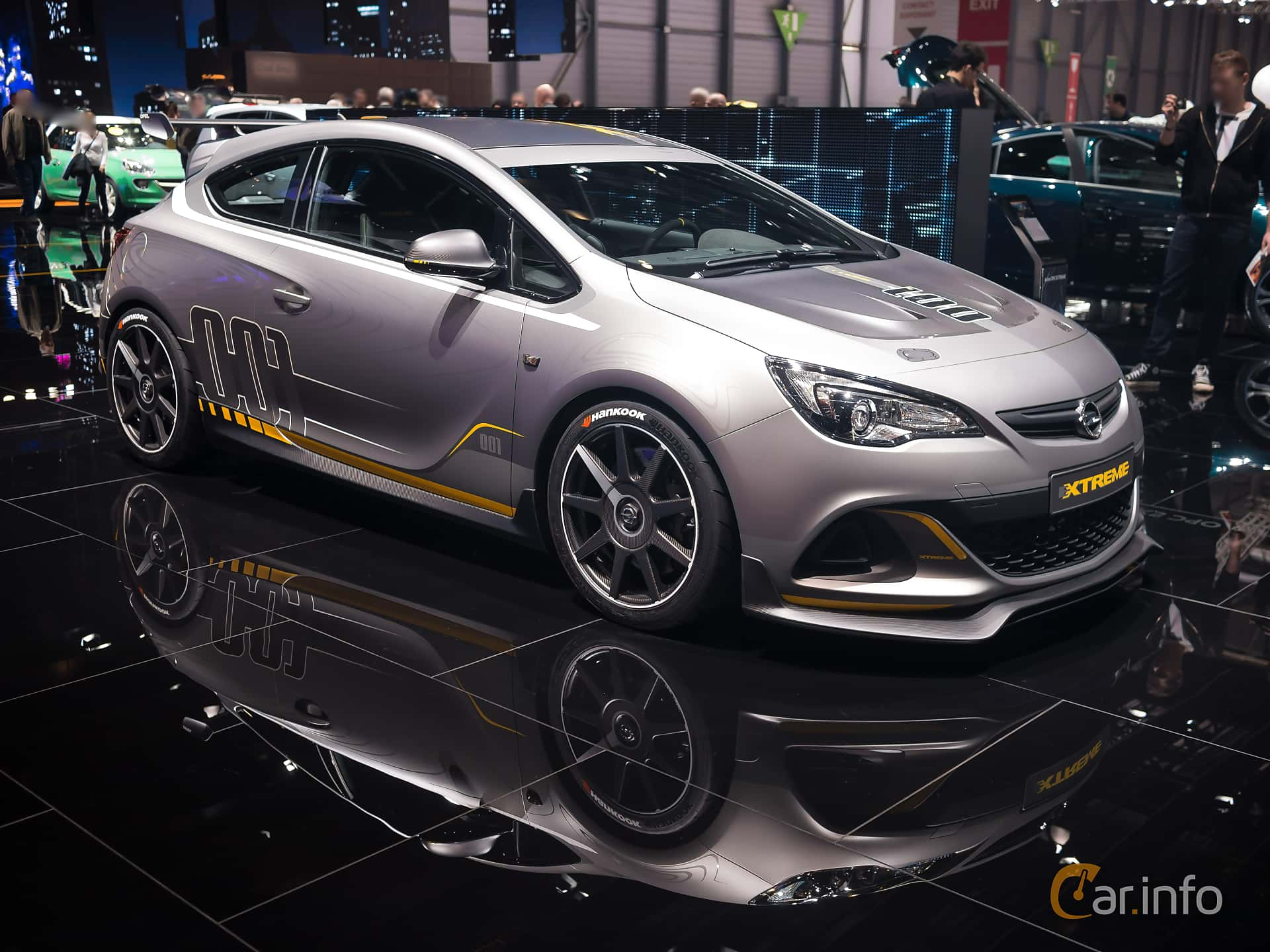 4 Images Of Opel Astra Opc Extreme 2 0 Sidi Turbo Ecoflex Manual