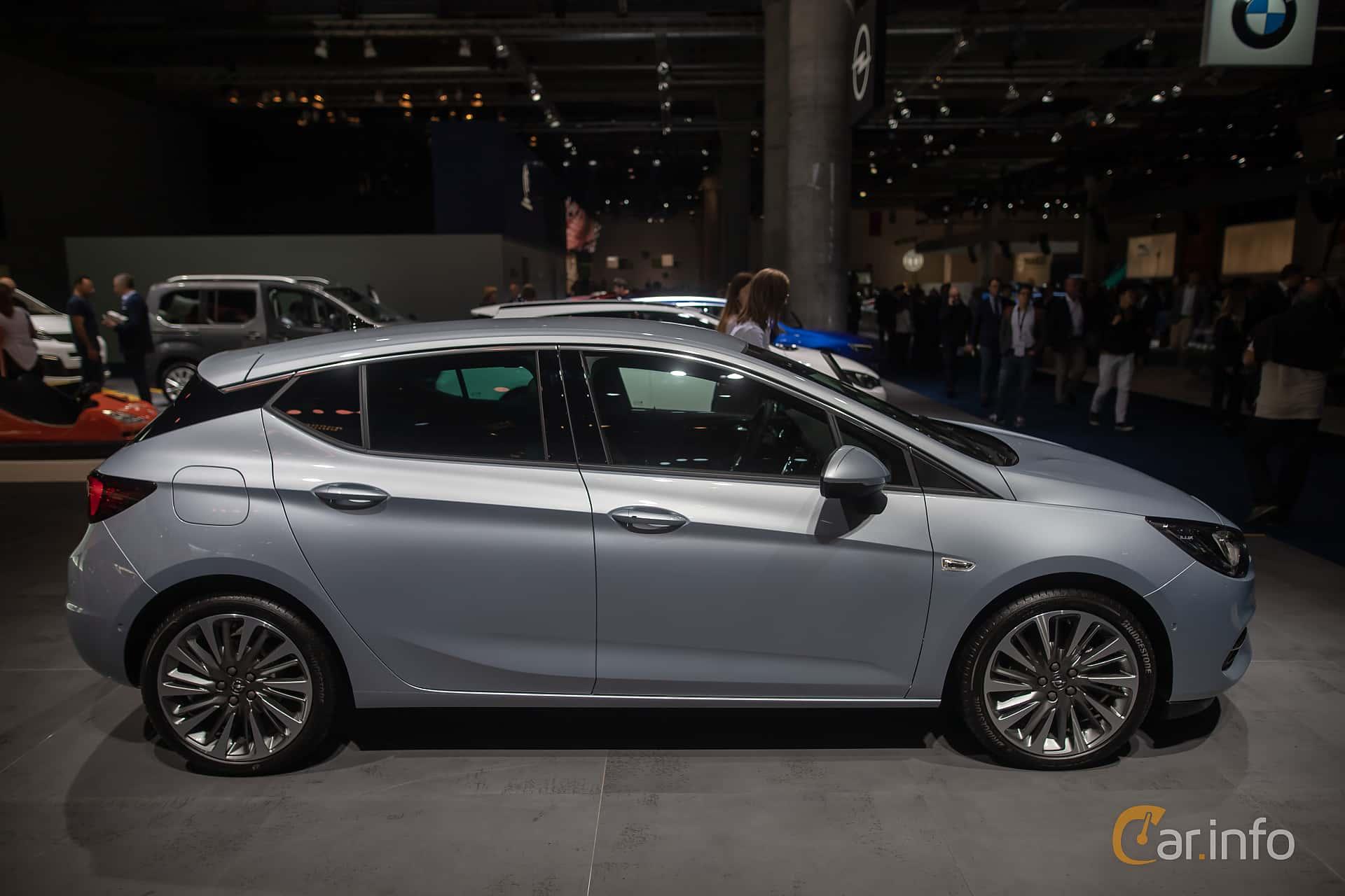 Opel astra turbo 2019