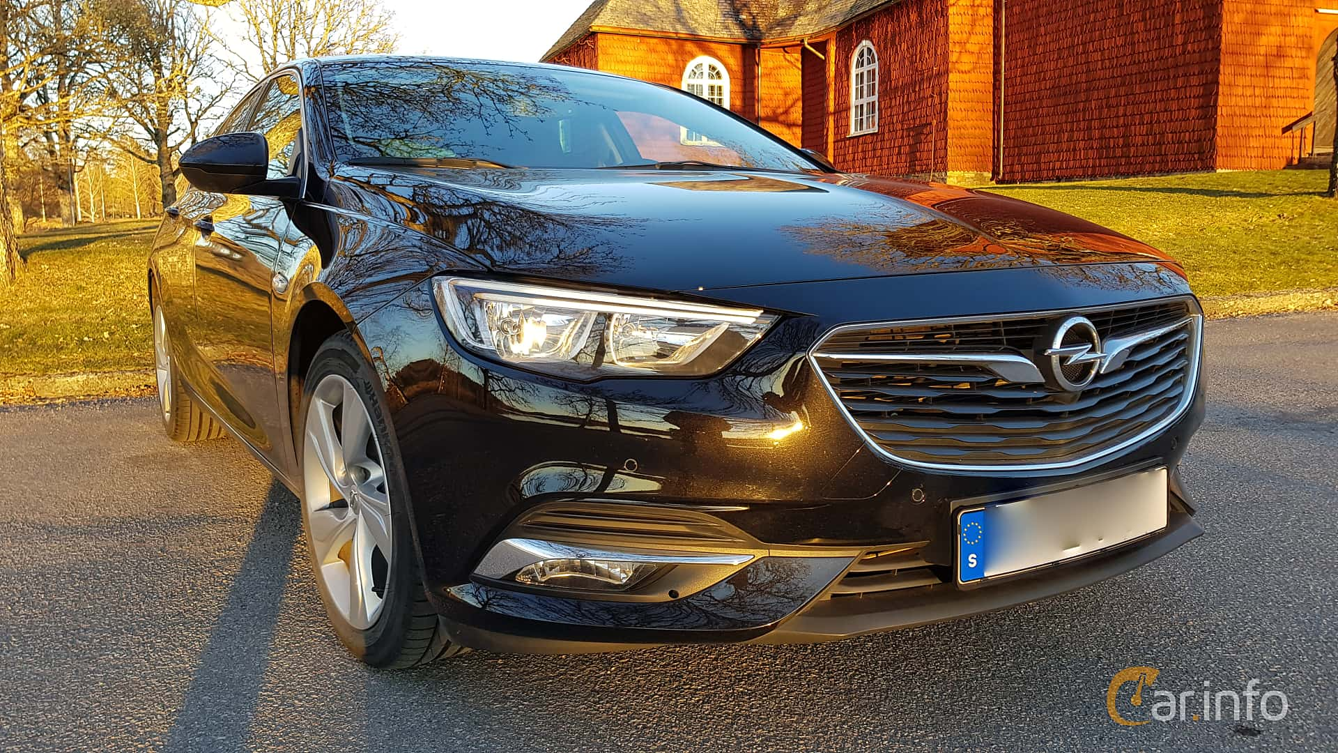 Opel Insignia Grand Sport 1 5 Turbo 165hp, 2019