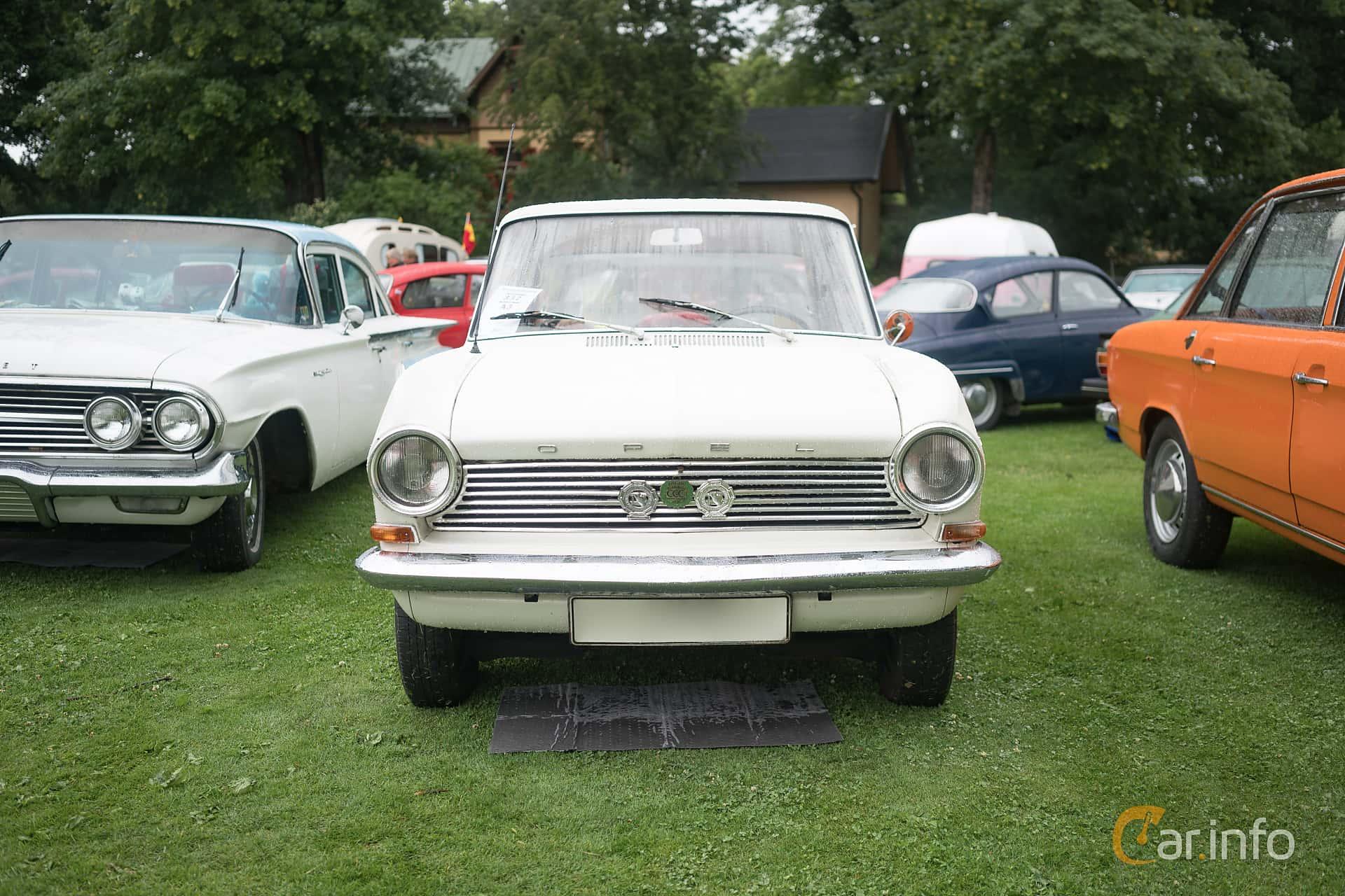 Opel Kadett 1000 S Limousine 1.0 Manual, 48hp, 1964 at Ronneby Nostalgia Festival 2017