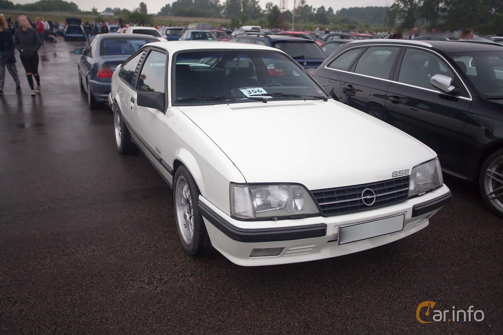 opel monza 1984 rh car info opel monza service manual Opel Manta