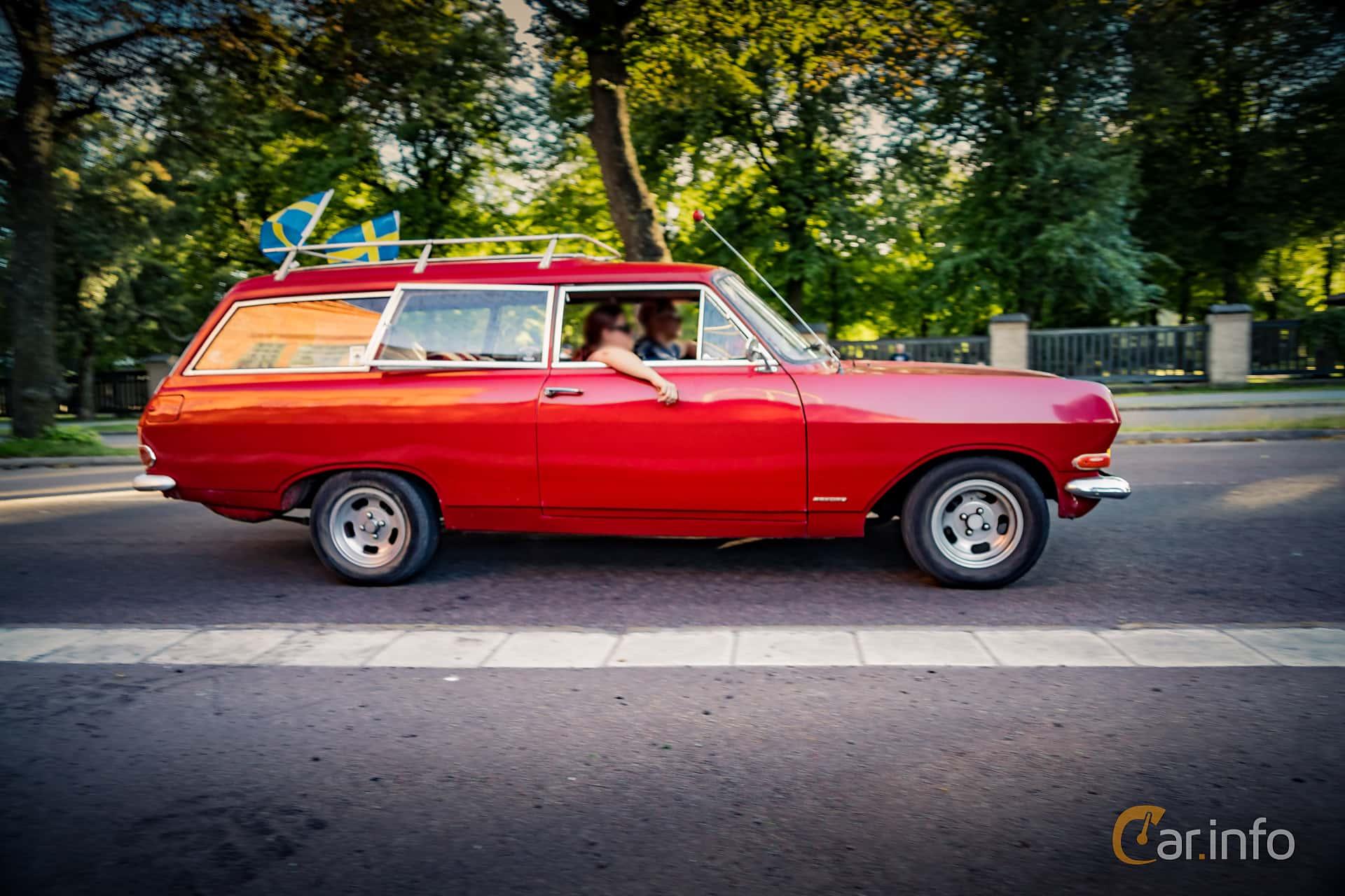 Opel rekord caravan 1966 sciox Choice Image