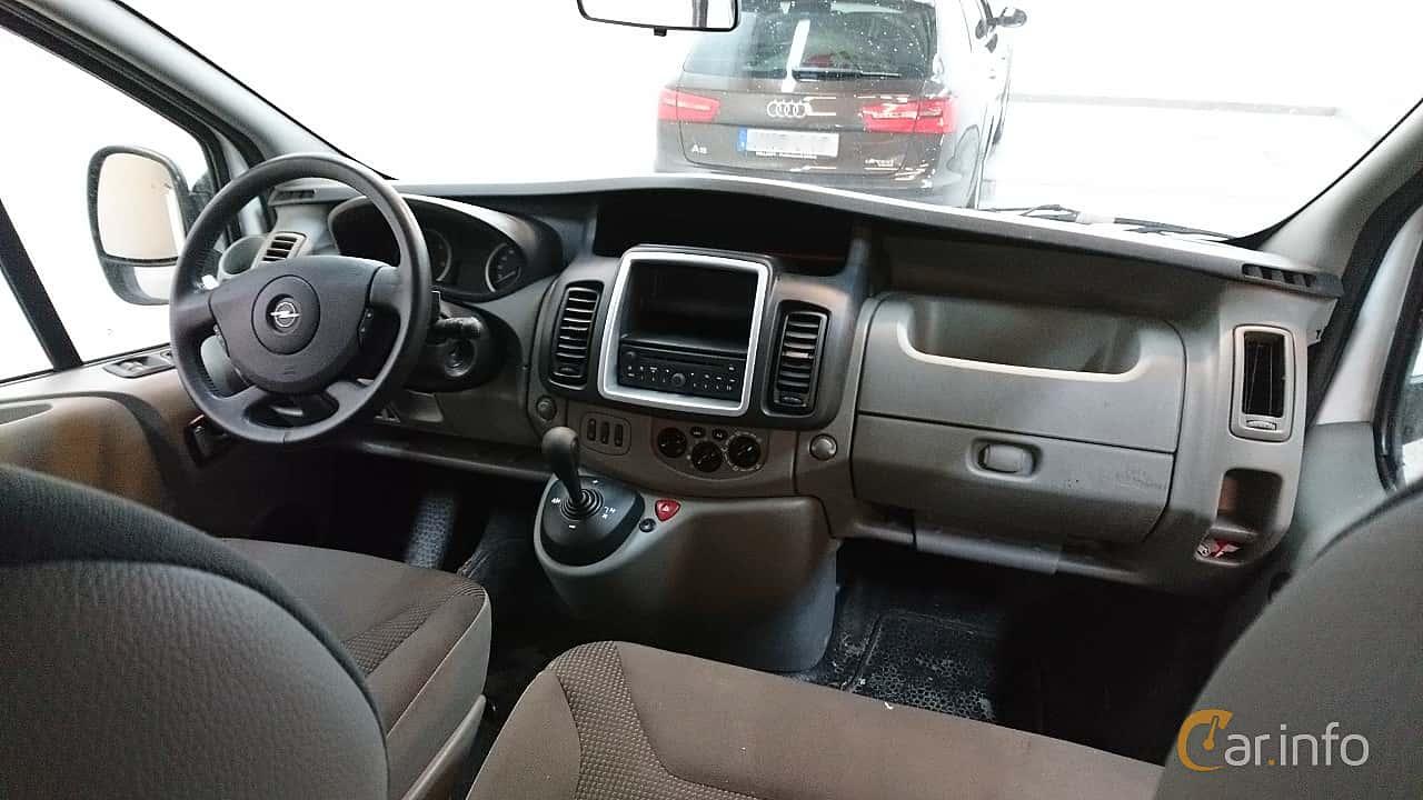 Opel Vivaro Combi 2.0 dCi Quickshift, 115hp, 2014