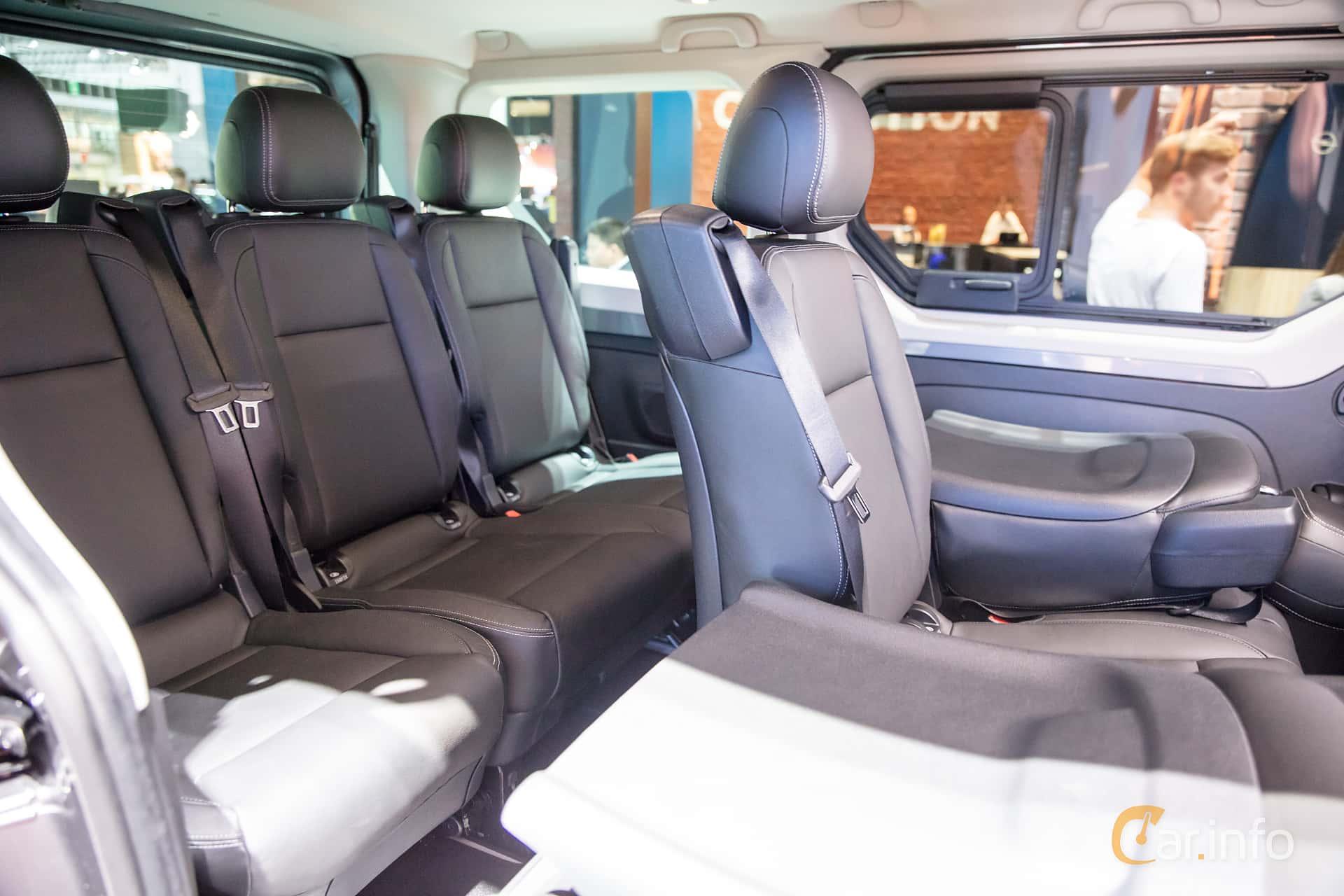 7 images of Opel Vivaro Combi 1.6 CDTI BIturbo Manual, 145hp, 2018 ...
