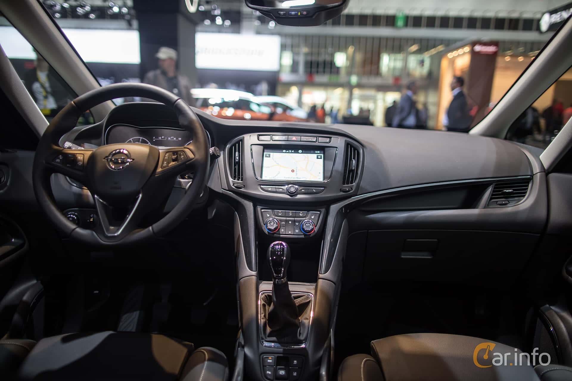 S Car Interior