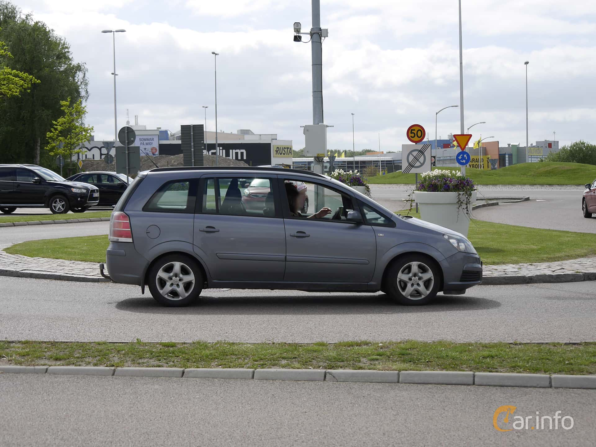 Opel zafira 1.9 cdti 120cv cosmo - Vendita in Auto - Subito.it