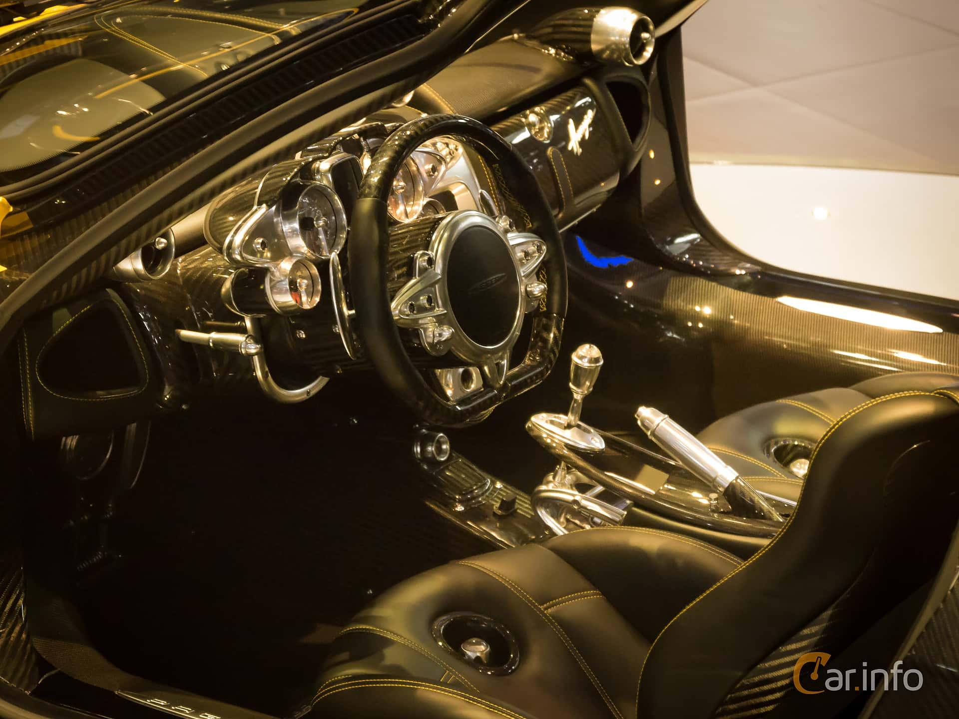 pagani huayra interior - HD1920×1440