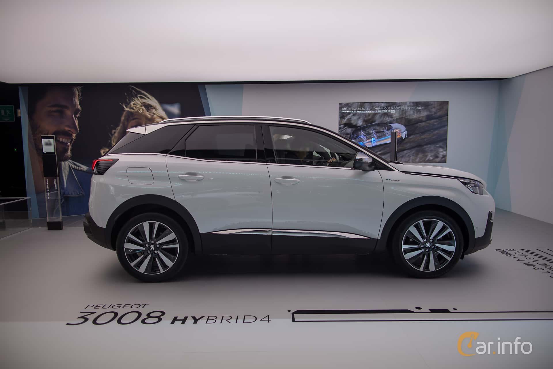 Peugeot 3008 Suv 2019