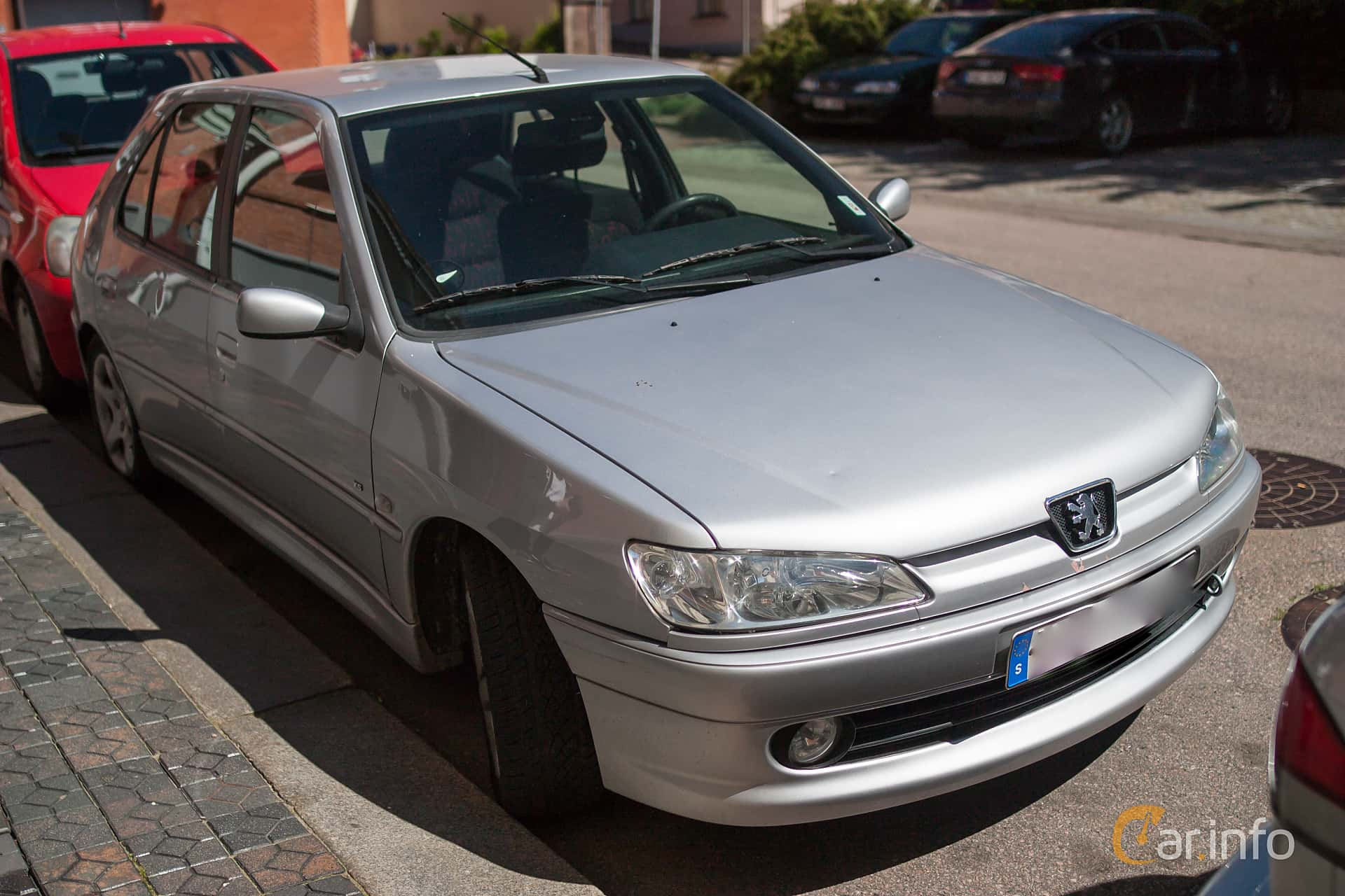 2 images of peugeot 306 5 door 2 0 manual 132hp 2000 by rh car info Peugeot 306 Sedan Peugeot 306 Karavan