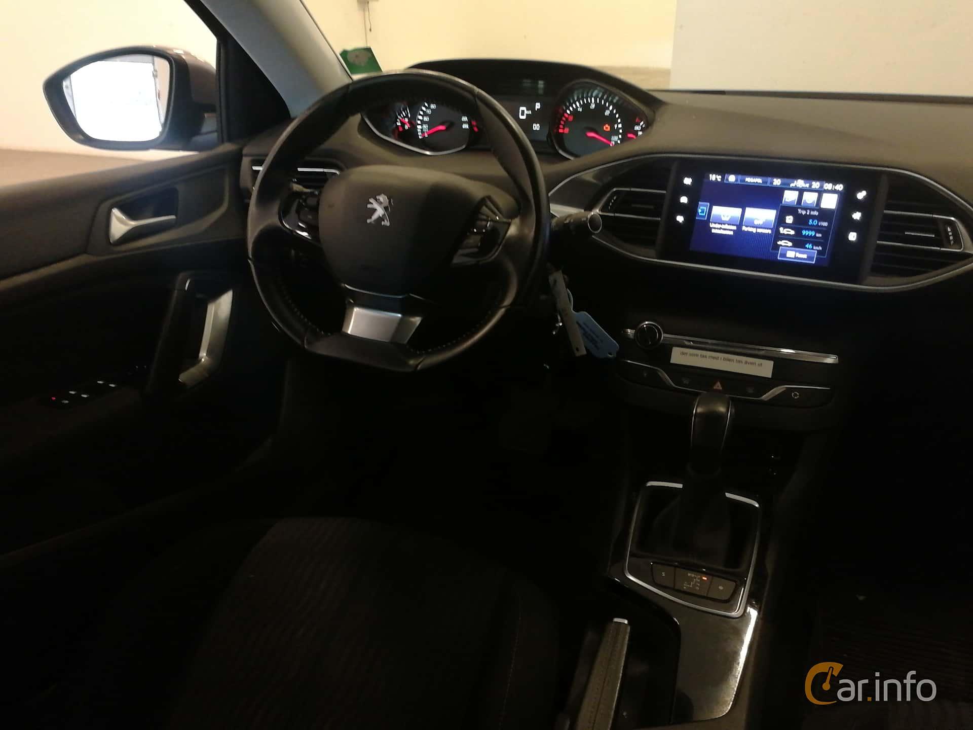Peugeot 308 1.6 BlueHDI FAP EAT, 120hp, 2017