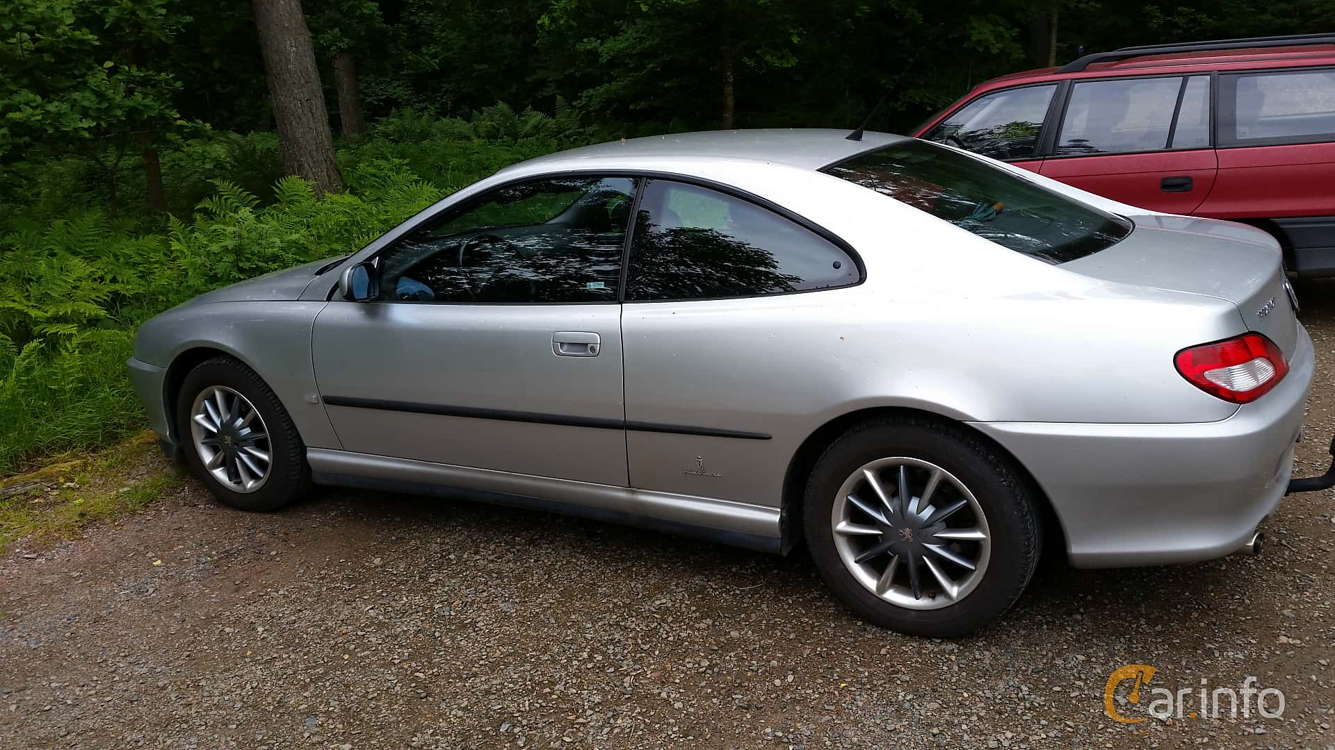 3 images of peugeot 406 coup 2 2 manual 158hp 2003 by jonasbonde rh car info Peugeot 508 Exhaust 406 Coupe