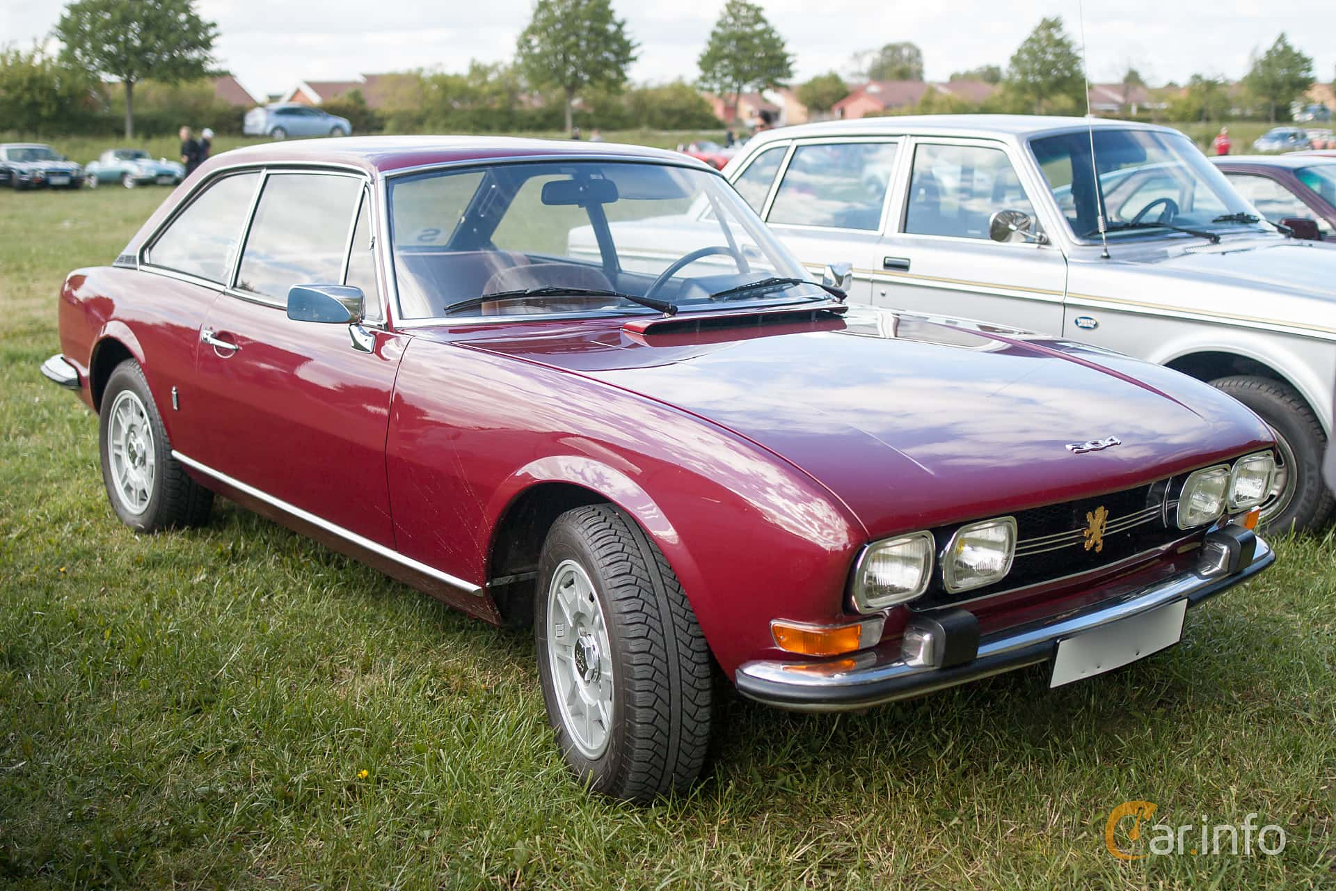 user images of peugeot 504 coupé
