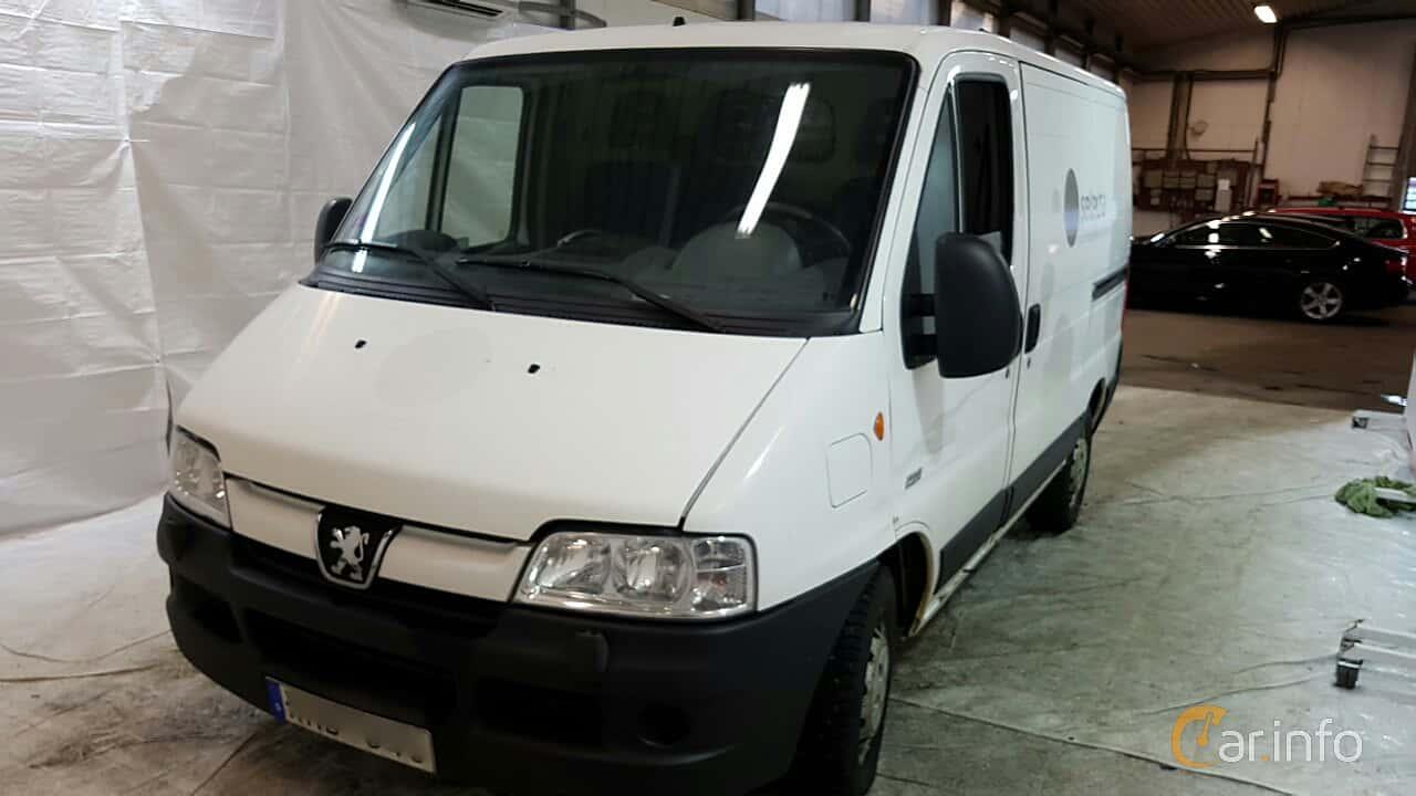 Peugeot Boxer Van 2.8 HDi Manuell, 128hk, 2006