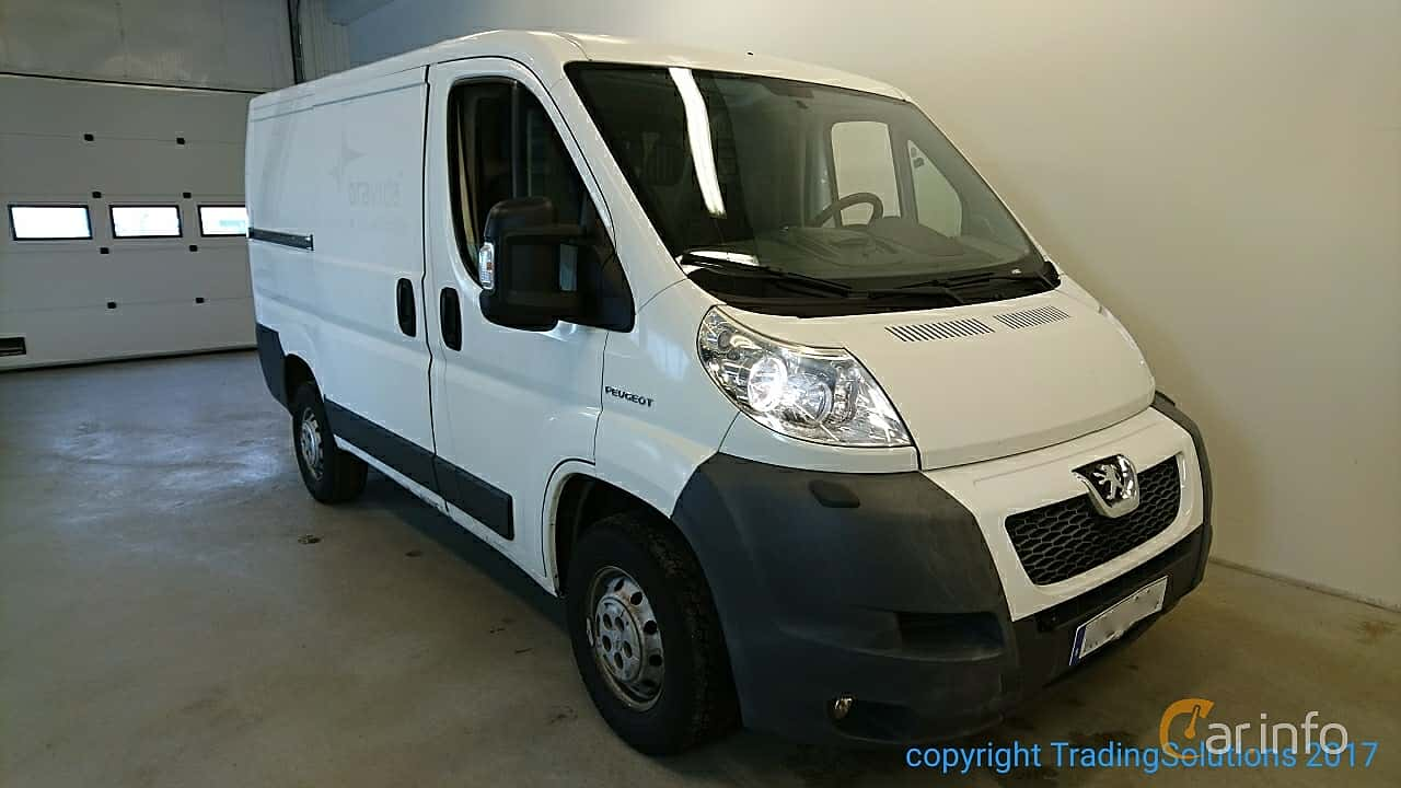 6 images of peugeot boxer van 2.2 hdi manual, 100hp, 2009