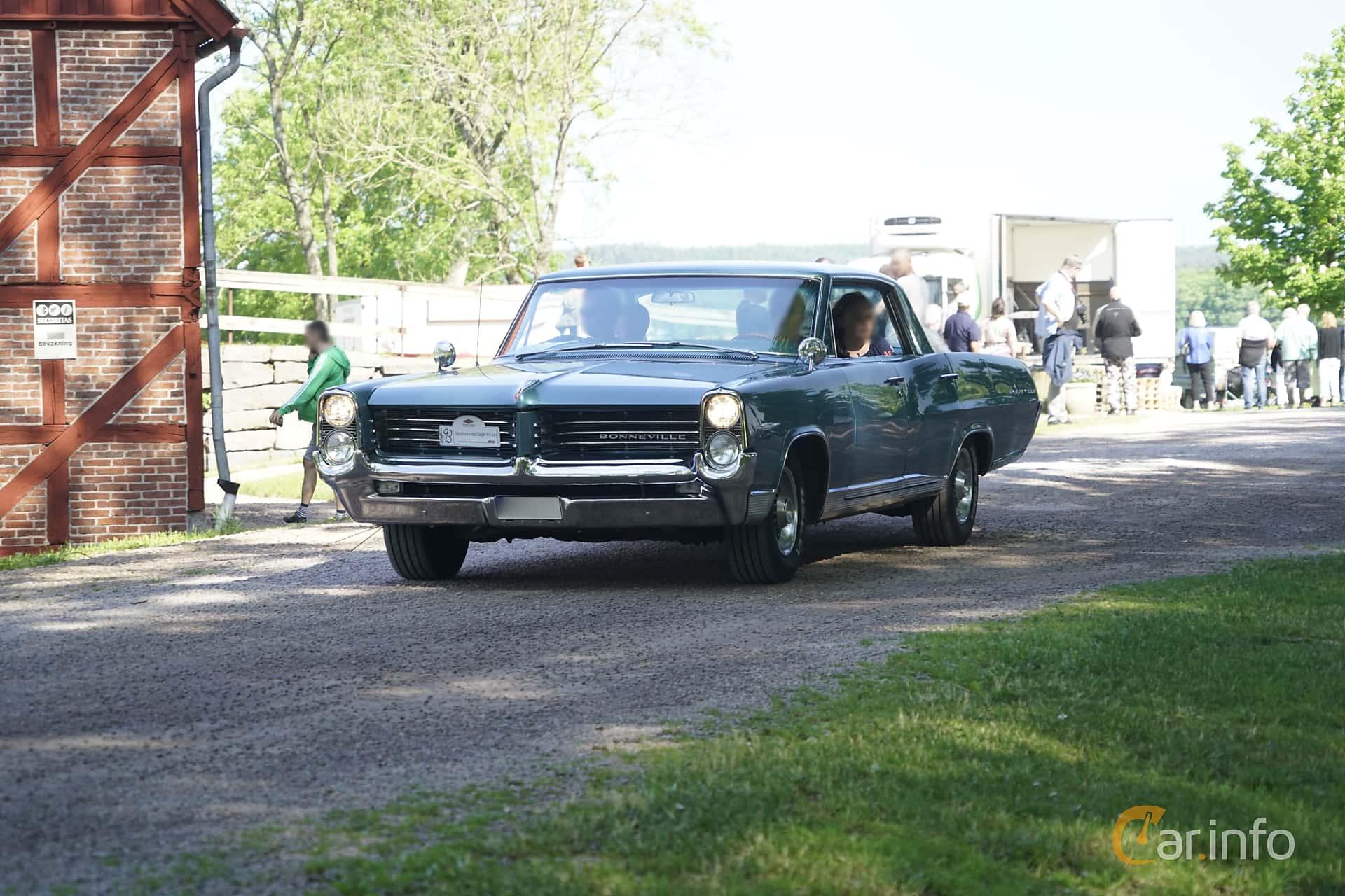 Pontiac Bonneville Vista 64 V8 Hydra Matic 310hp 1964 At