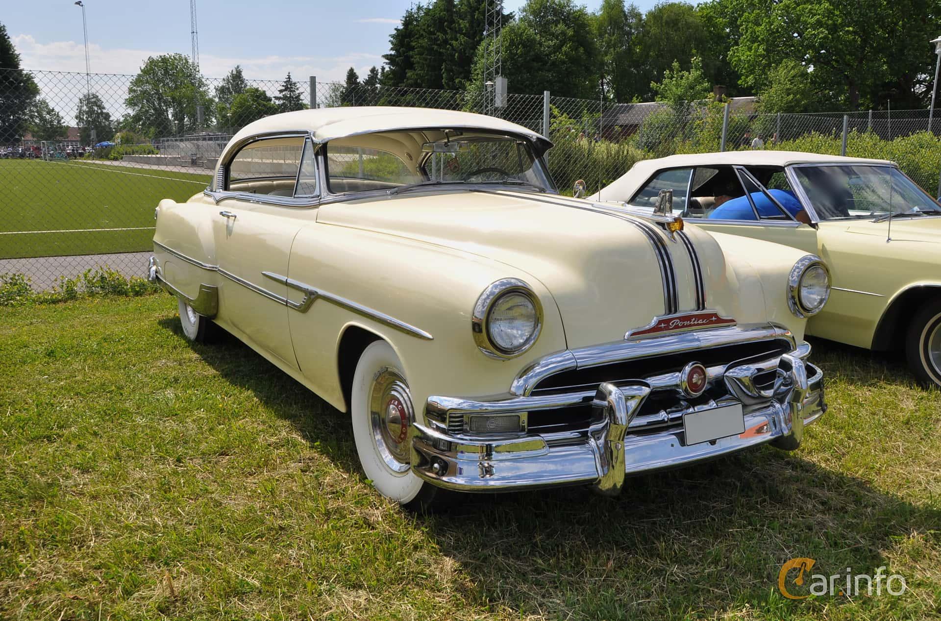Tagen P Power America Fest 2016 1953 Pontiac Chieftain Sedan 4 Door 44 Hydra Matic 120hp At