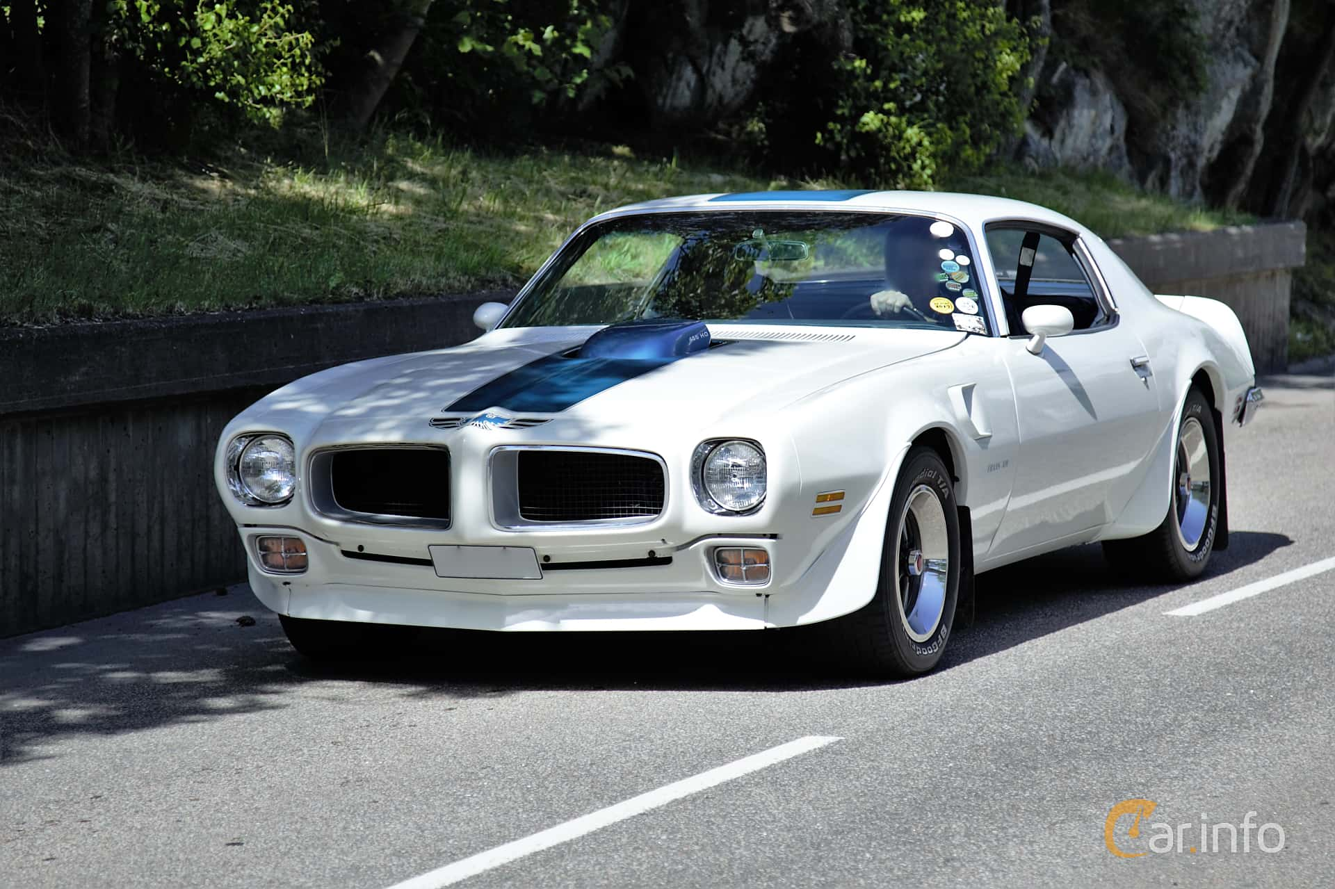 2017 Pontiac Firebird Trans Am
