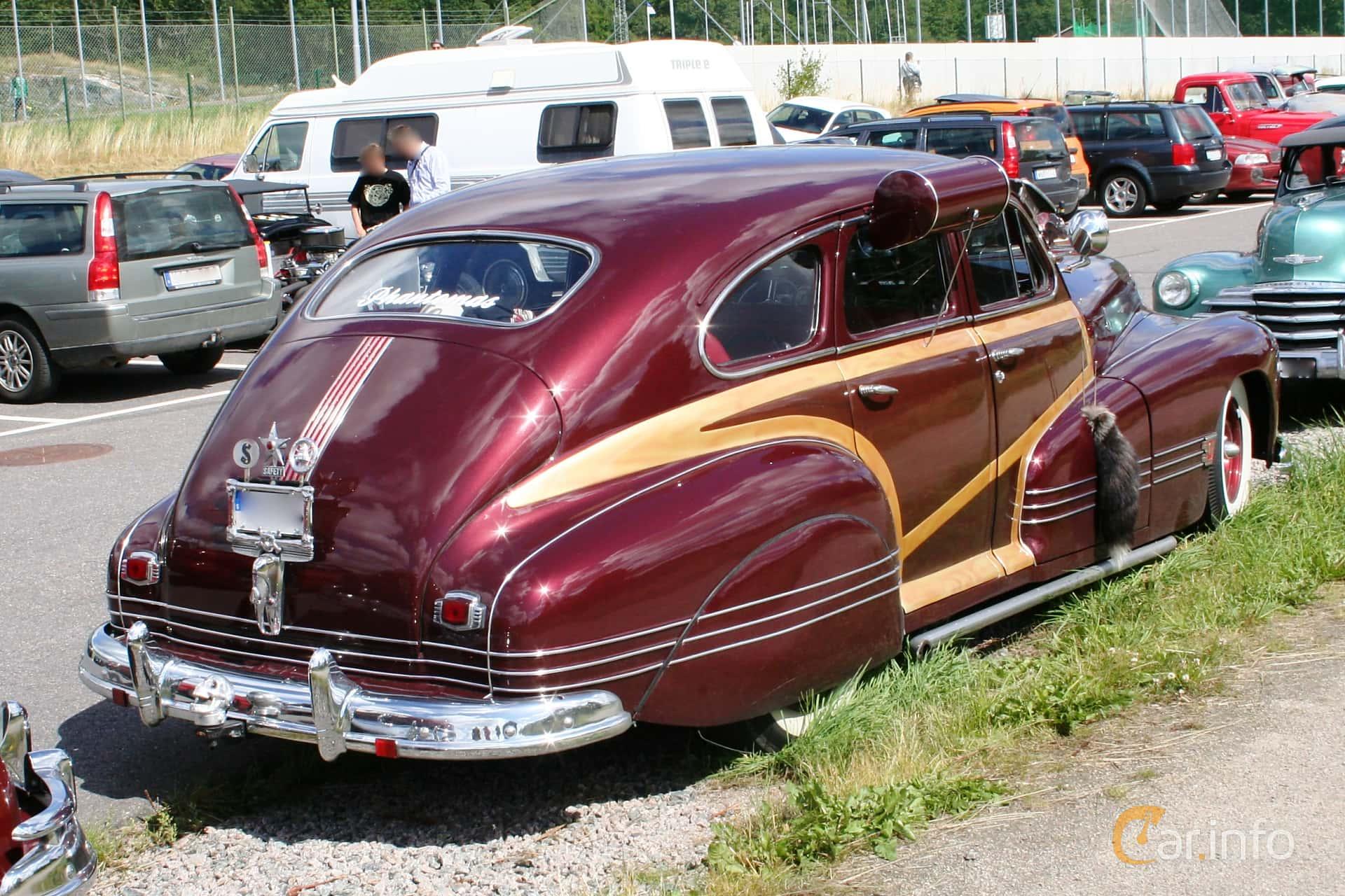 1946 Pontiac Streamliner Woodies Pinterest 1941 Silver Streak Sedan 4 1 Manual 105hp
