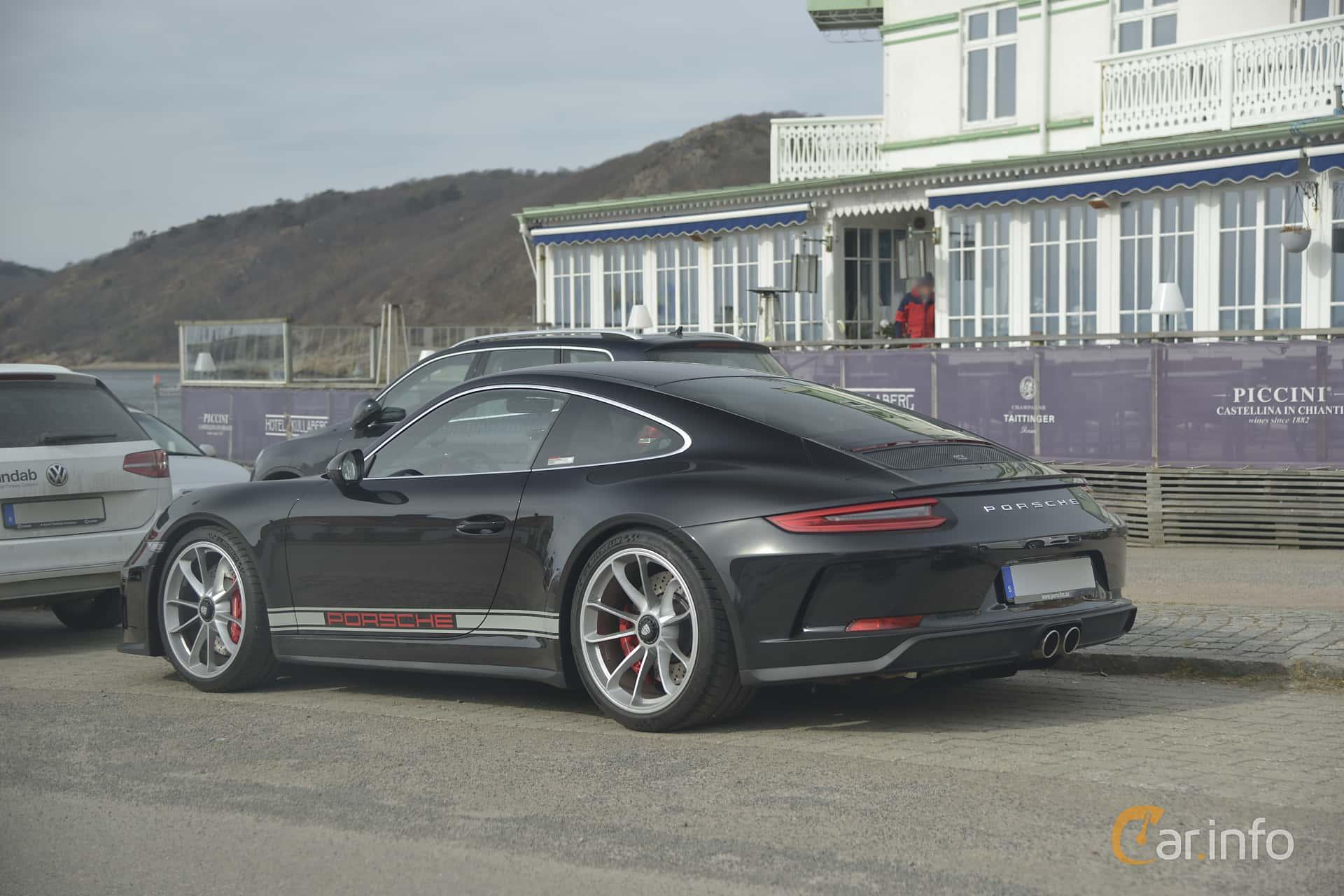 Porsche 911 GT3 4.0 H6 Manual, 500hp, 2018