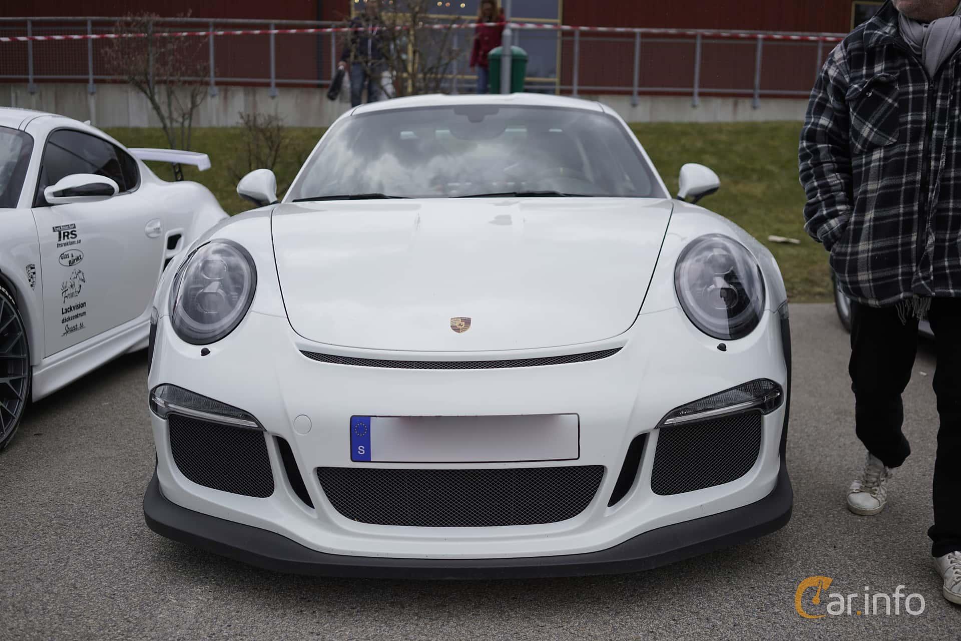 Porsche 911 GT3 RS  PDK, 500hp, 2016 at Kosta Classic 2017